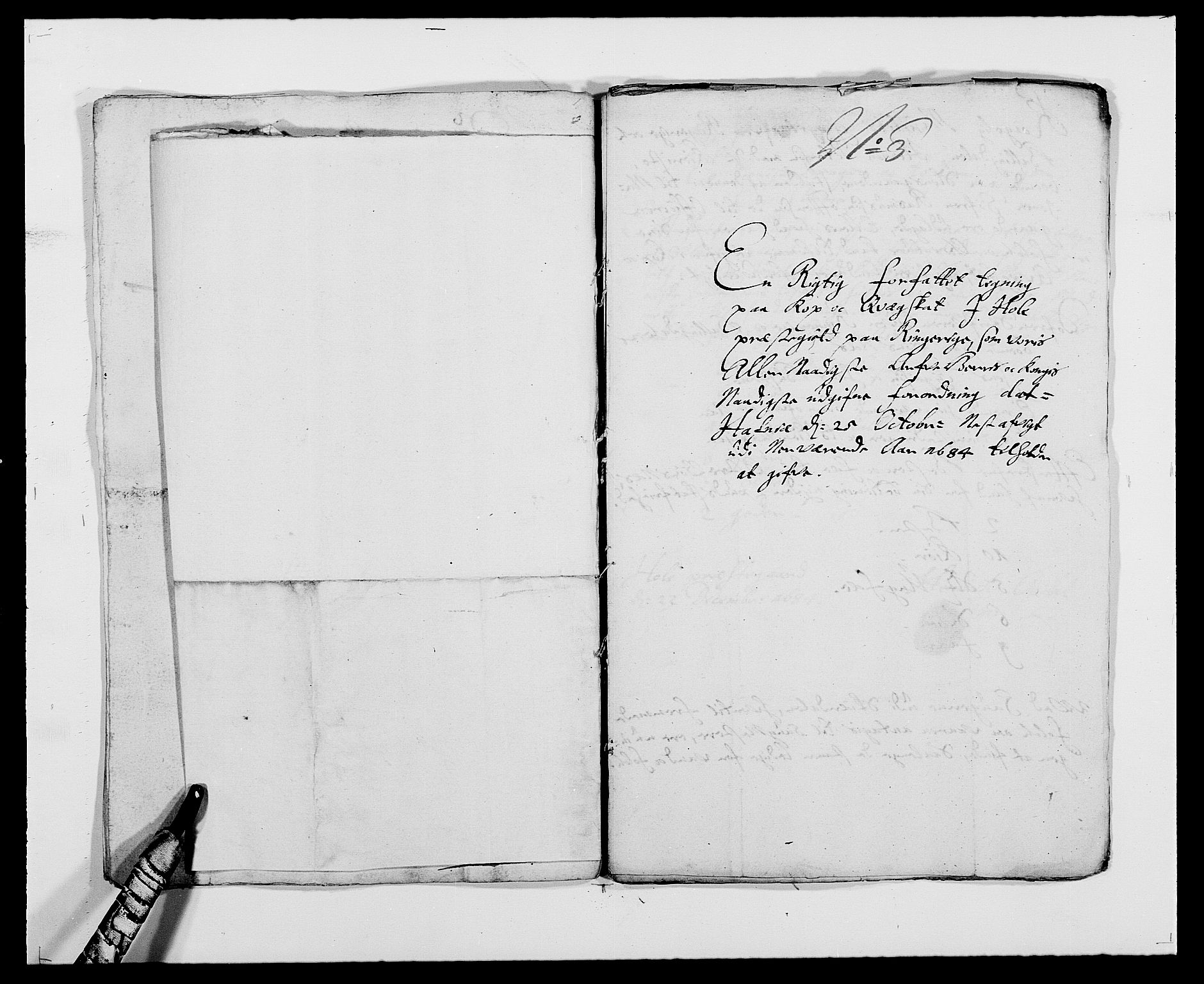 RA, Rentekammeret inntil 1814, Reviderte regnskaper, Fogderegnskap, R21/L1446: Fogderegnskap Ringerike og Hallingdal, 1683-1686, s. 245