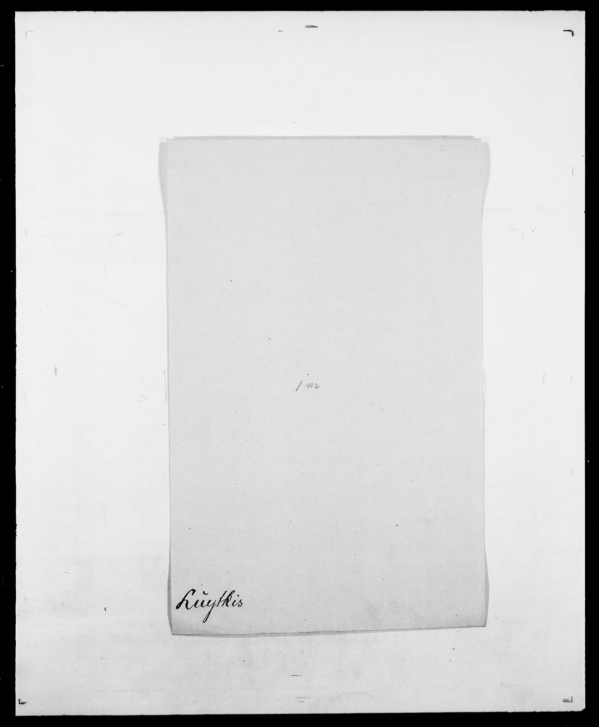 SAO, Delgobe, Charles Antoine - samling, D/Da/L0024: Lobech - Lærum, s. 677