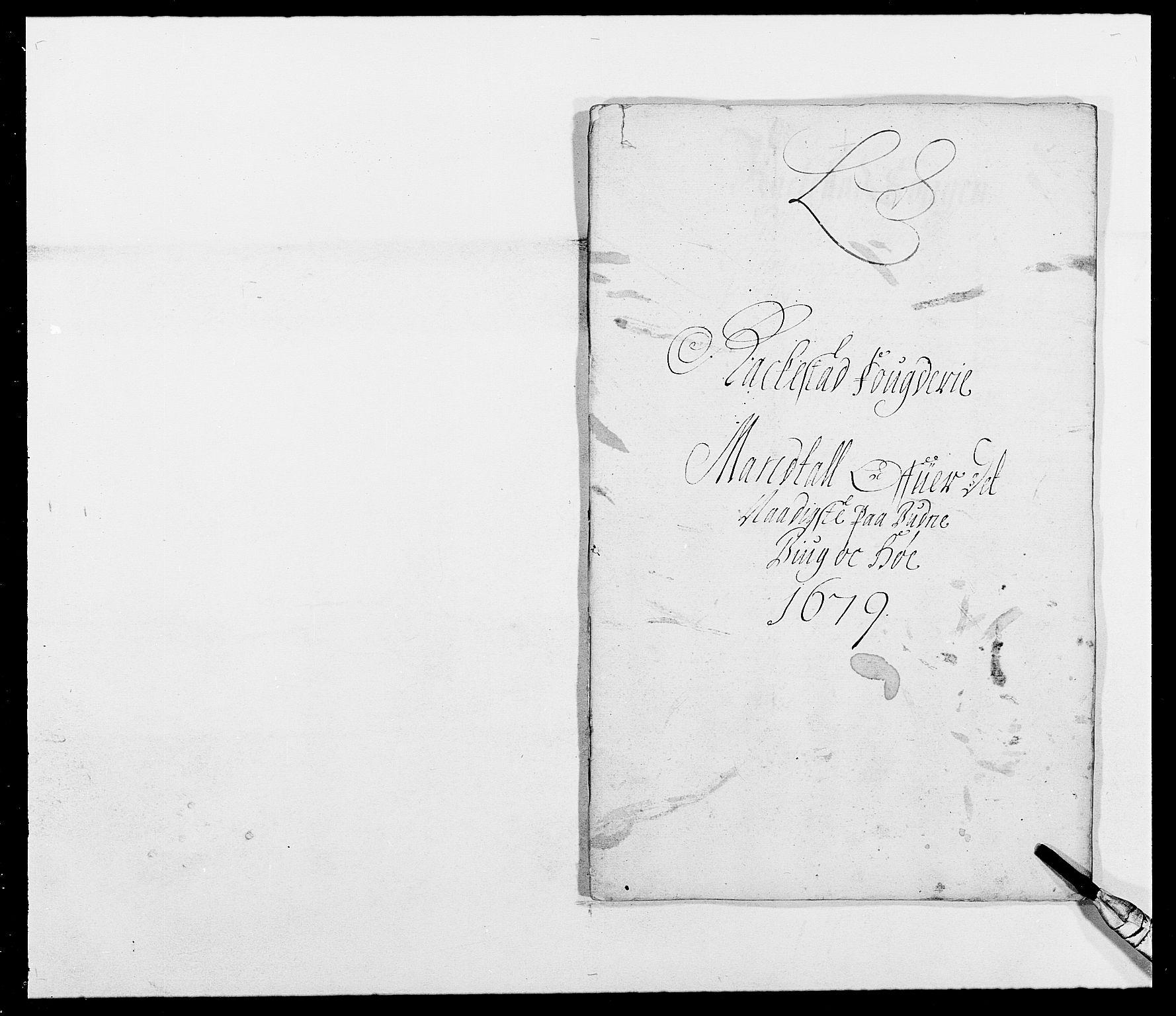 RA, Rentekammeret inntil 1814, Reviderte regnskaper, Fogderegnskap, R05/L0271: Fogderegnskap Rakkestad, 1678-1679, s. 414