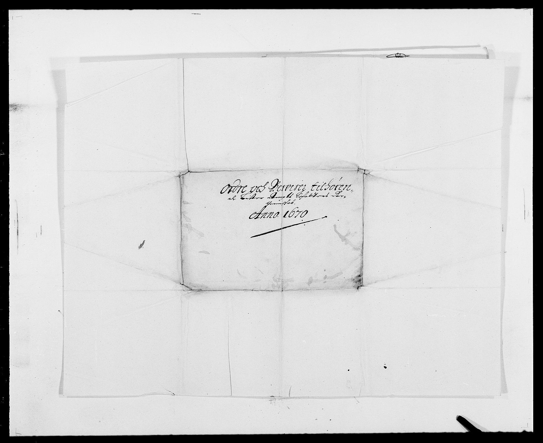 RA, Rentekammeret inntil 1814, Reviderte regnskaper, Fogderegnskap, R41/L2525: Fogderegnskap Lista, 1669-1671, s. 141
