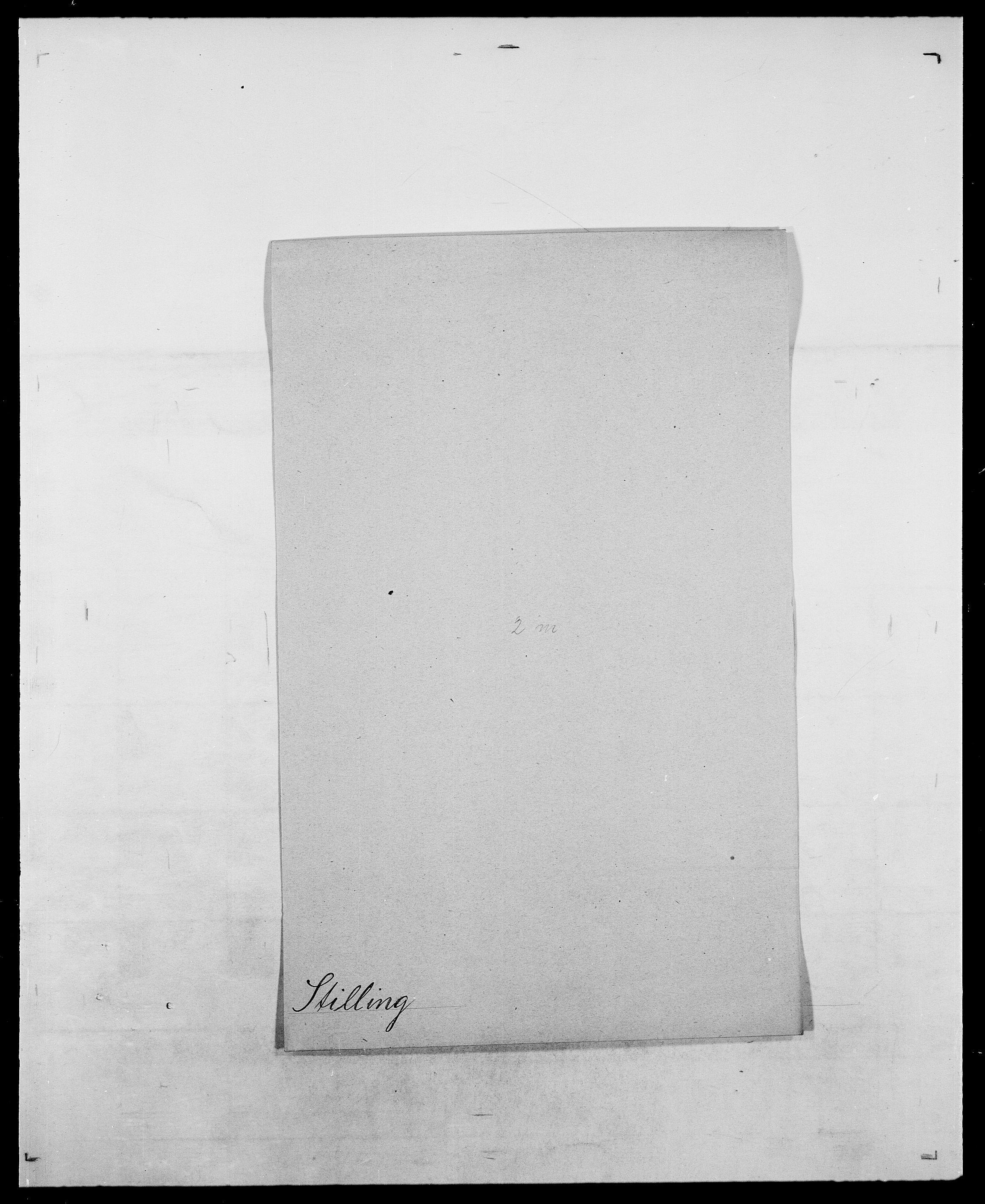 SAO, Delgobe, Charles Antoine - samling, D/Da/L0037: Steen, Sthen, Stein - Svare, Svanige, Svanne, se også Svanning og Schwane, s. 387