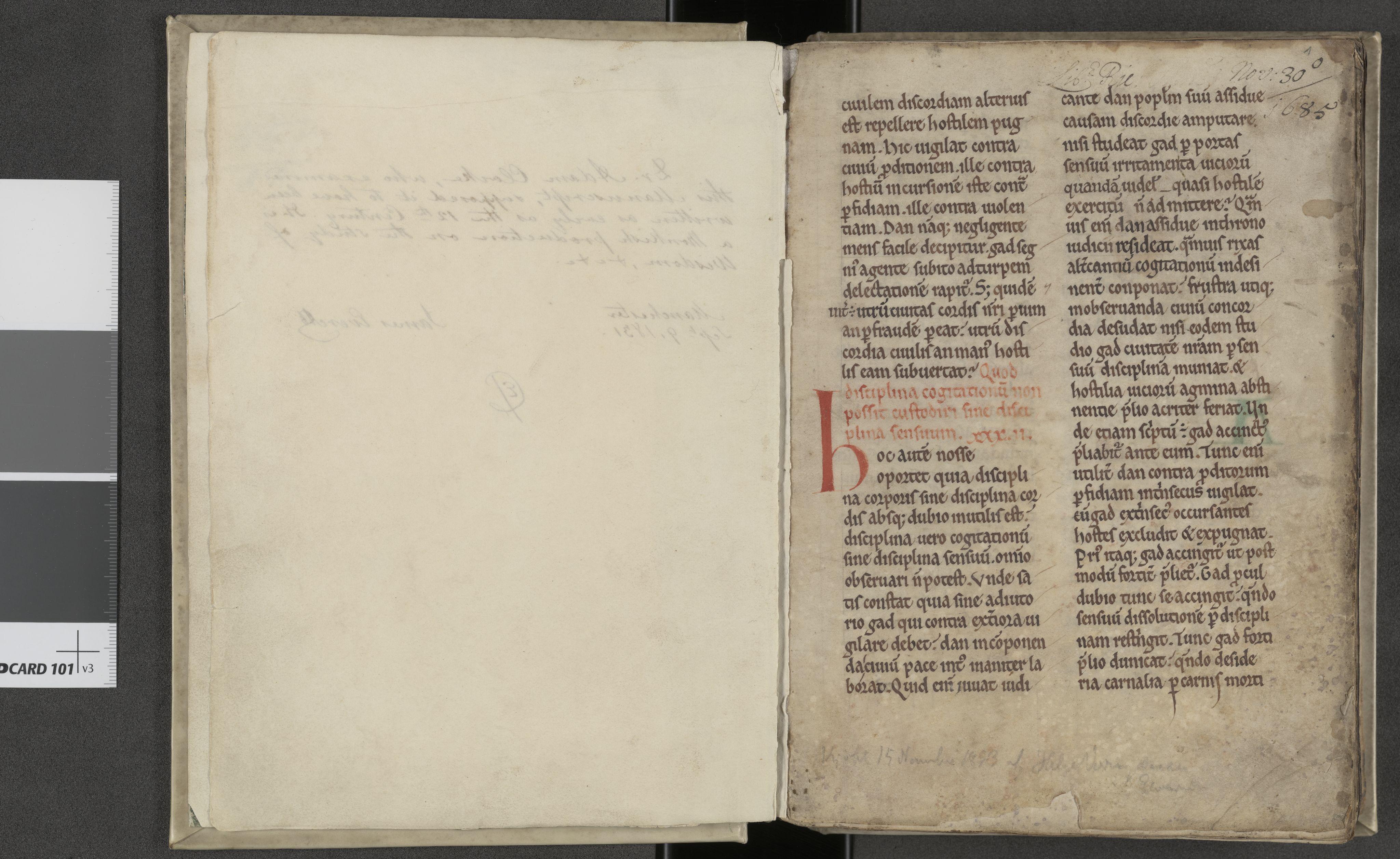 GM, Helge Væringsaasens samlinger, 1150-1200, s. 1