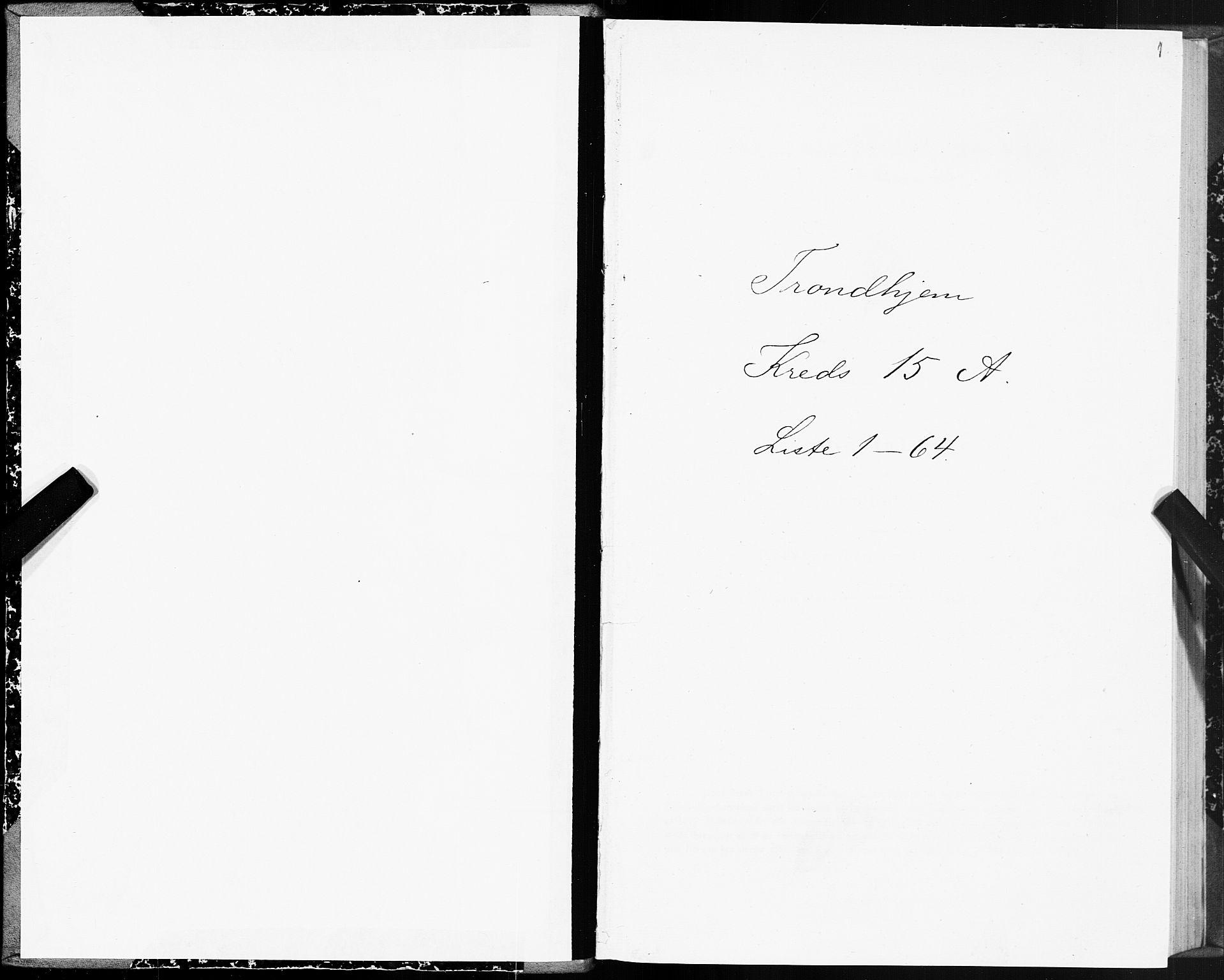 SAT, Folketelling 1875 for 1601 Trondheim kjøpstad, 1875, s. 8001
