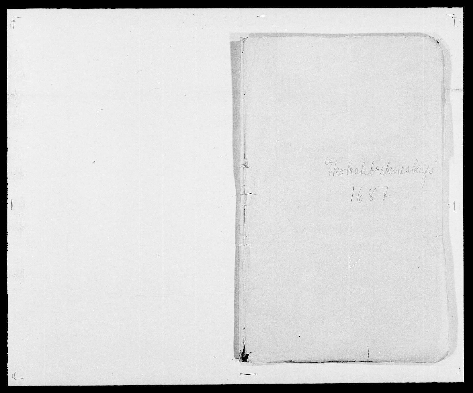 RA, Rentekammeret inntil 1814, Reviderte regnskaper, Fogderegnskap, R63/L4306: Fogderegnskap Inderøy, 1687-1689, s. 2