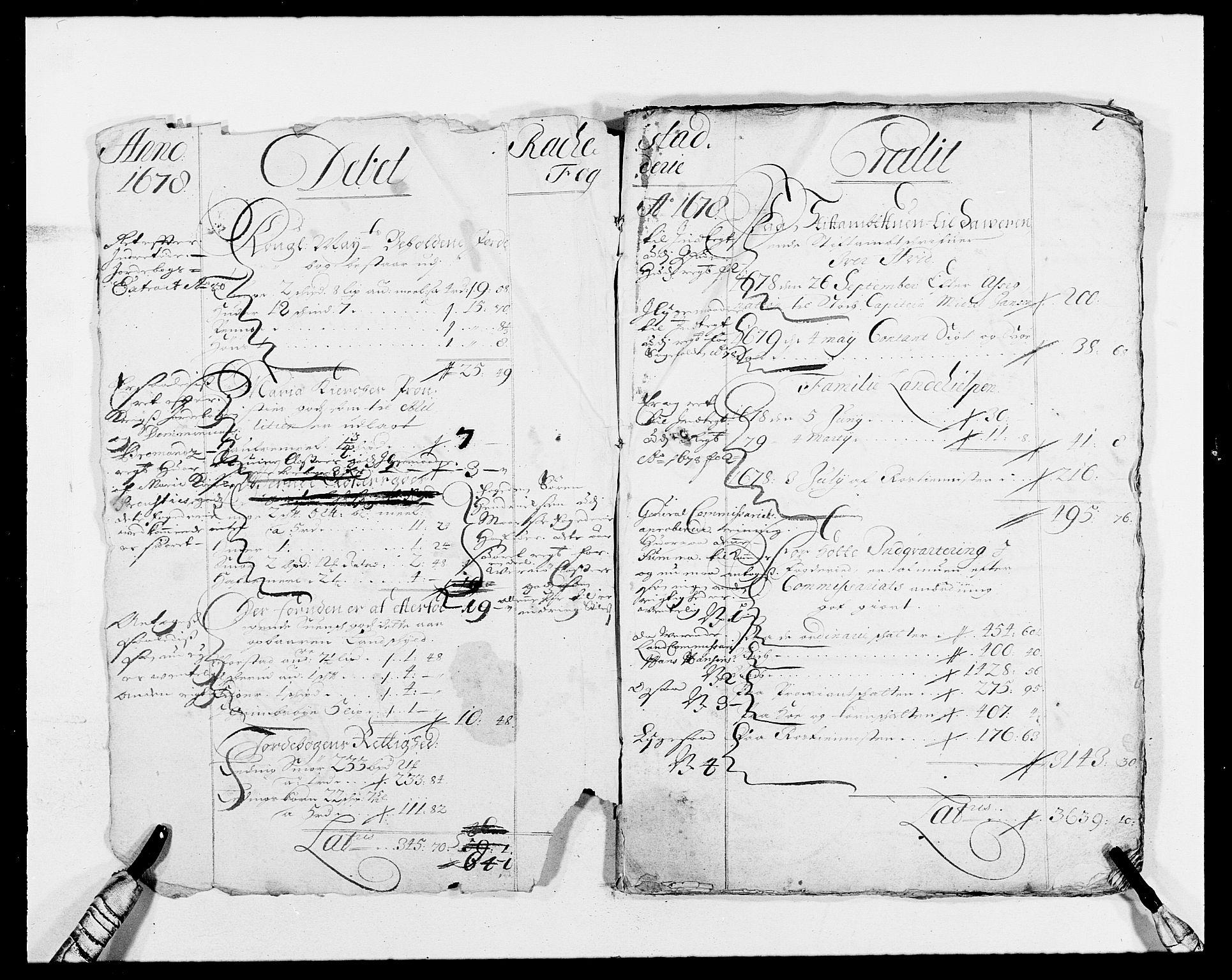 RA, Rentekammeret inntil 1814, Reviderte regnskaper, Fogderegnskap, R05/L0273: Fogderegnskap Rakkestad, 1682, s. 180