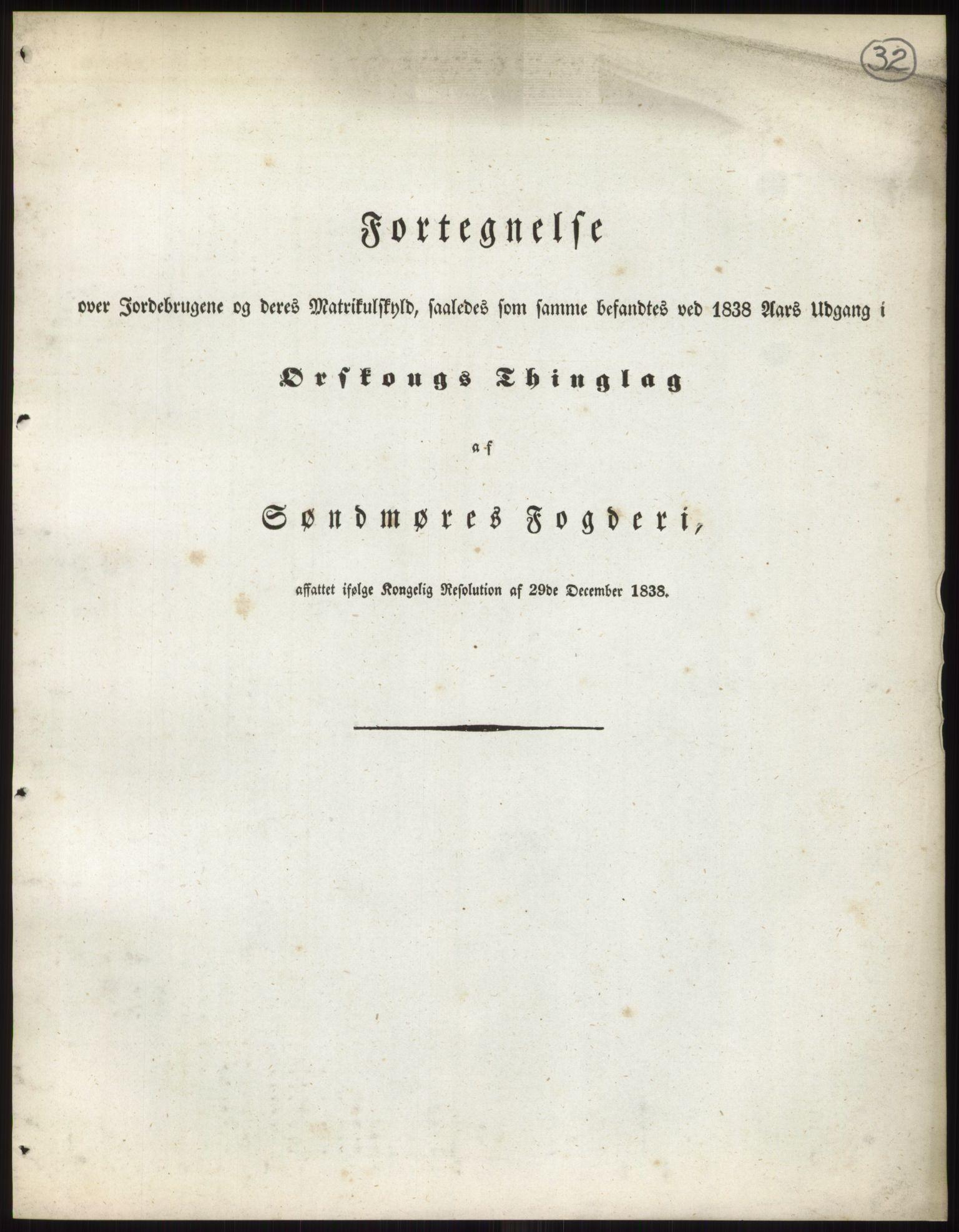 RA, 1838-matrikkelen (publikasjon)*, 1838, s. 32