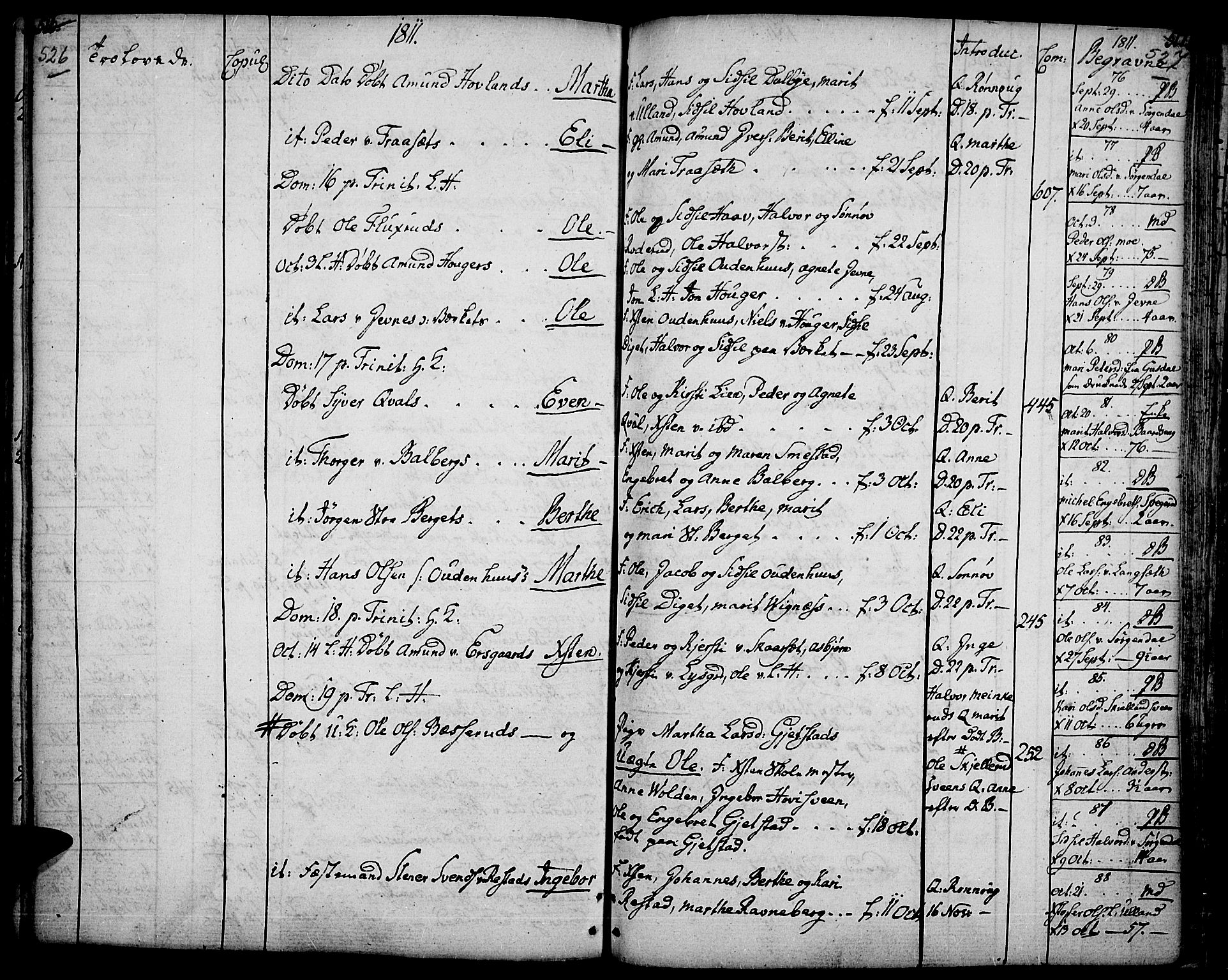 SAH, Fåberg prestekontor, Ministerialbok nr. 2, 1775-1818, s. 526-527