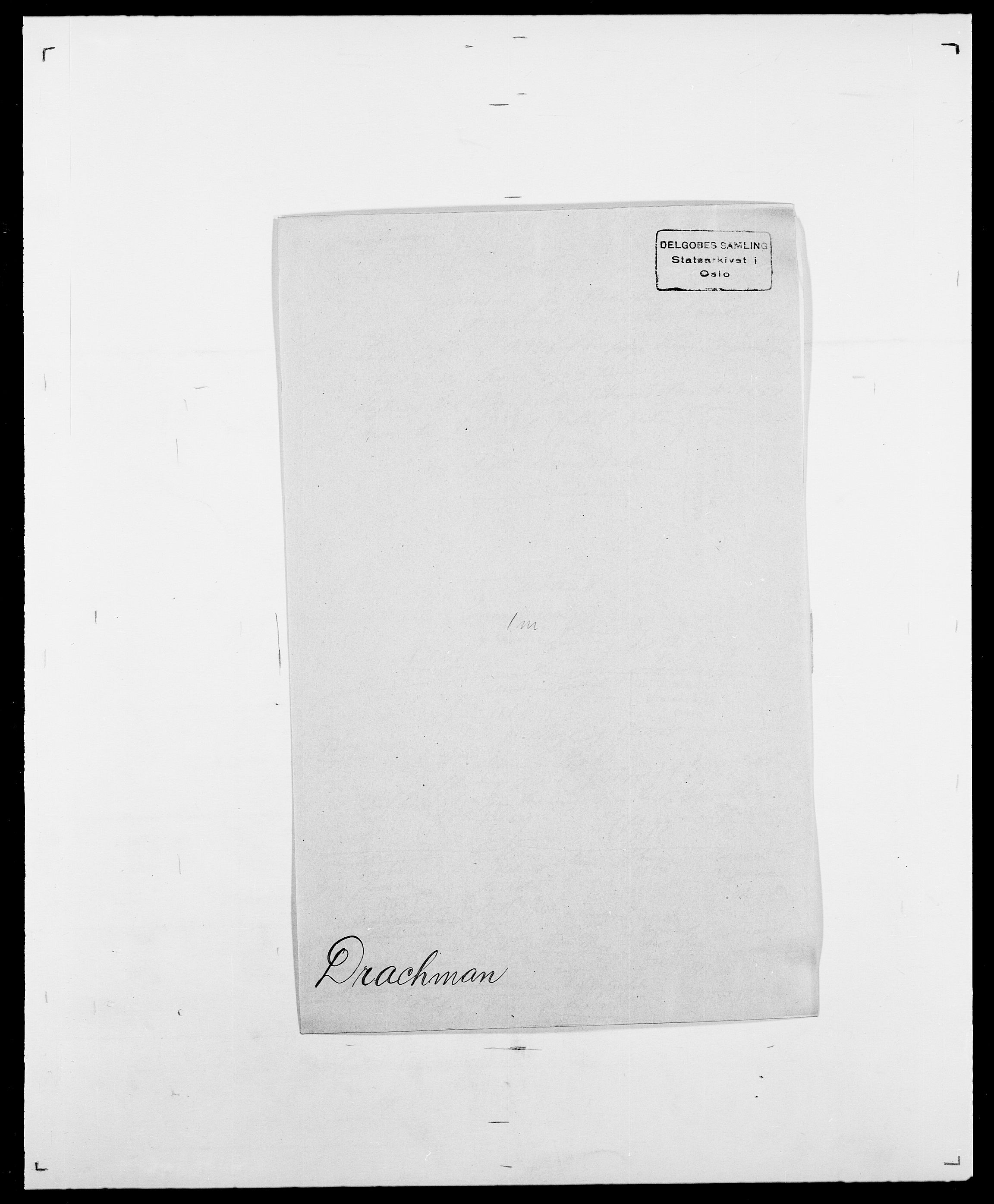 SAO, Delgobe, Charles Antoine - samling, D/Da/L0009: Dahl - v. Düren, s. 730