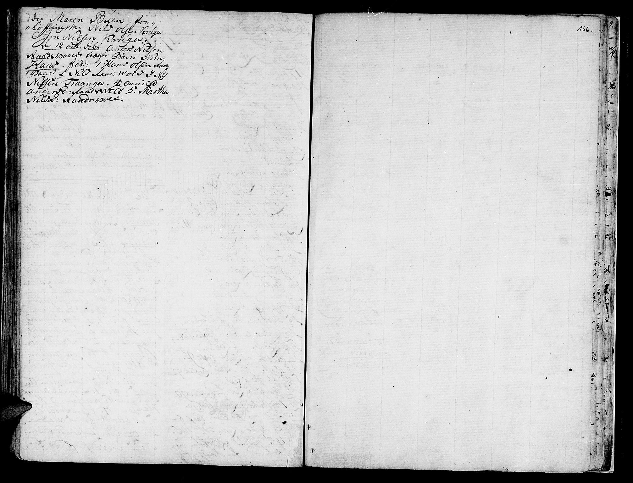 SAT, Ministerialprotokoller, klokkerbøker og fødselsregistre - Nord-Trøndelag, 701/L0003: Ministerialbok nr. 701A03, 1751-1783, s. 166