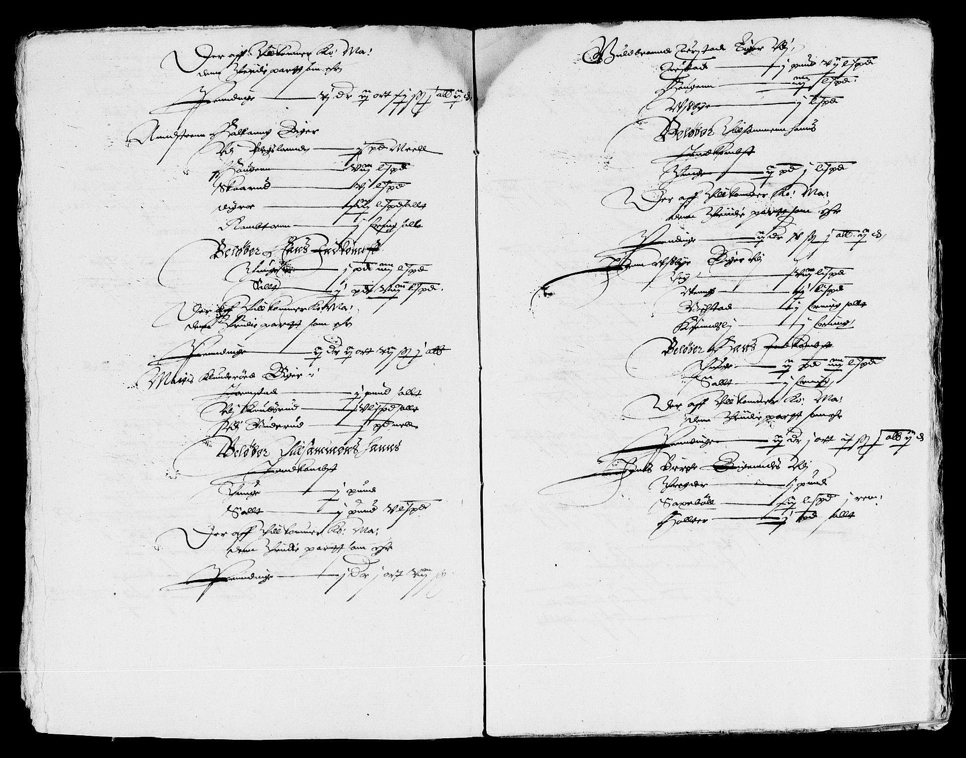 RA, Rentekammeret inntil 1814, Reviderte regnskaper, Lensregnskaper, R/Rb/Rba/L0070: Akershus len, 1624