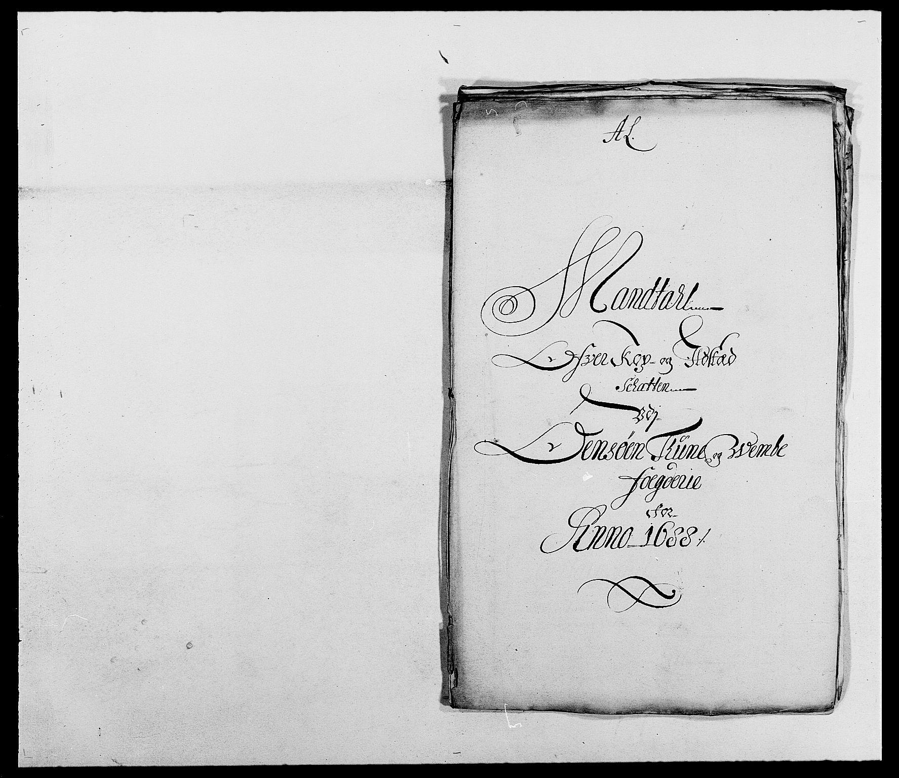 RA, Rentekammeret inntil 1814, Reviderte regnskaper, Fogderegnskap, R03/L0117: Fogderegnskap Onsøy, Tune, Veme og Åbygge fogderi, 1684-1689, s. 266