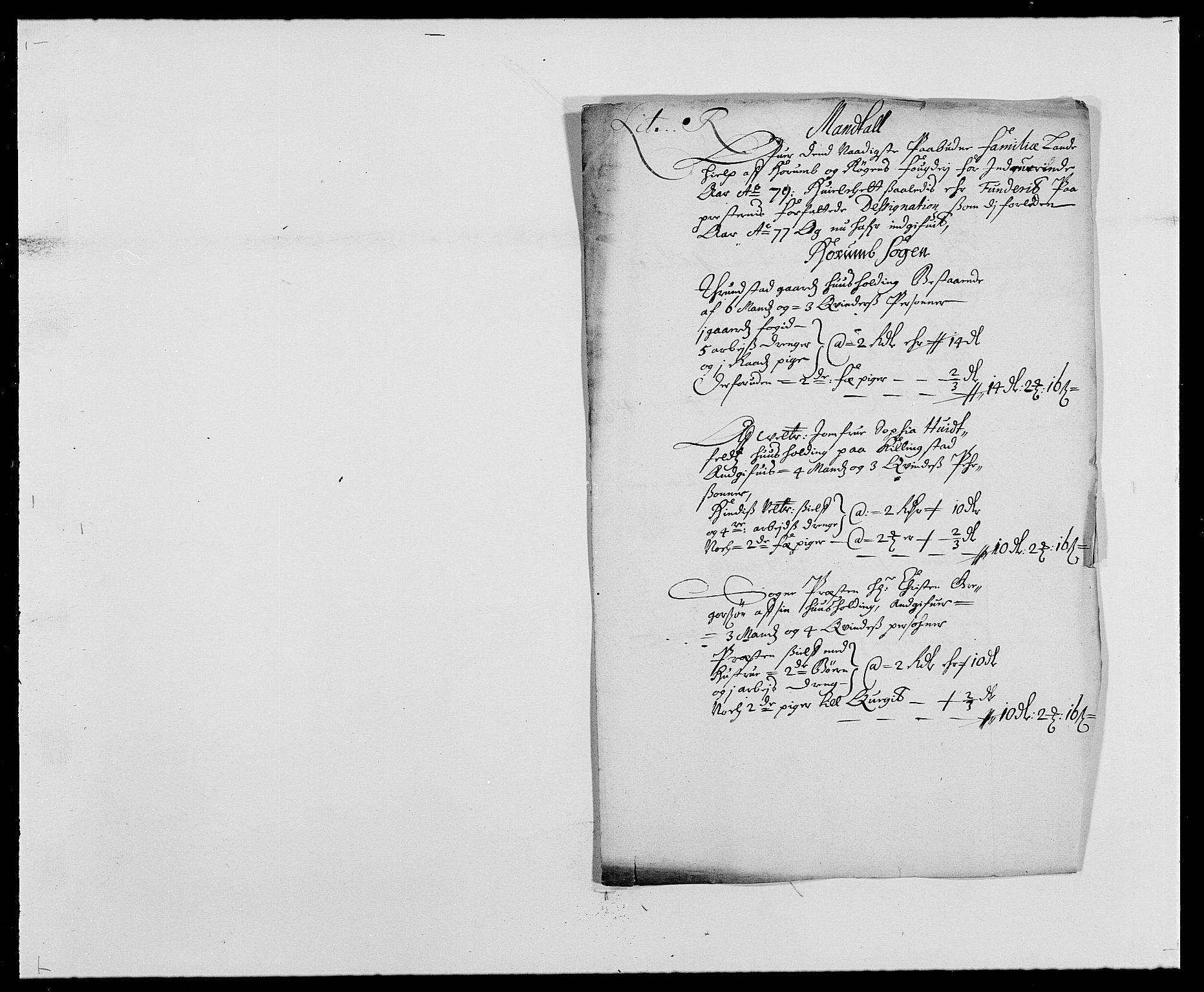 RA, Rentekammeret inntil 1814, Reviderte regnskaper, Fogderegnskap, R29/L1691: Fogderegnskap Hurum og Røyken, 1678-1681, s. 227