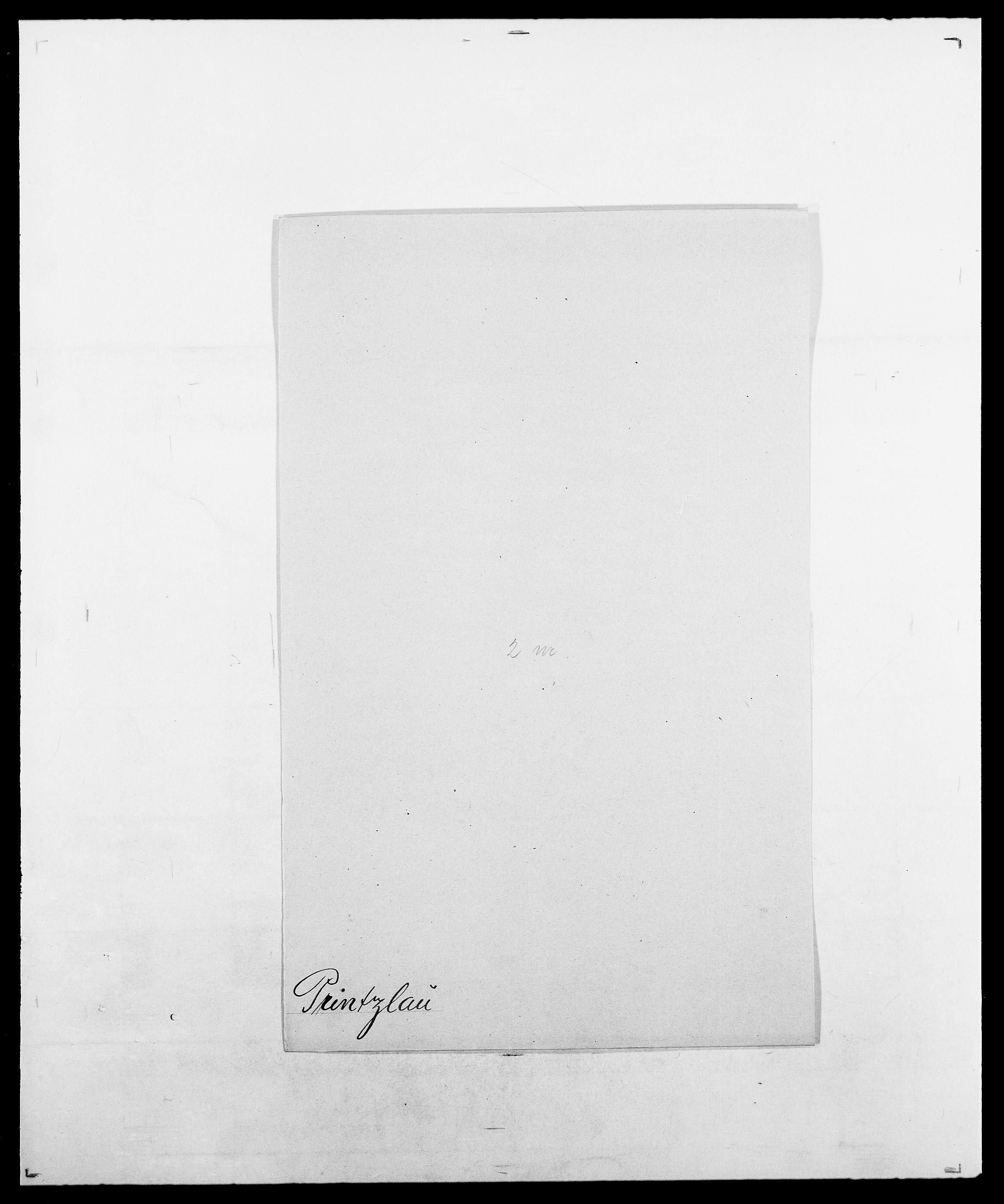 SAO, Delgobe, Charles Antoine - samling, D/Da/L0031: de Place - Raaum, s. 346