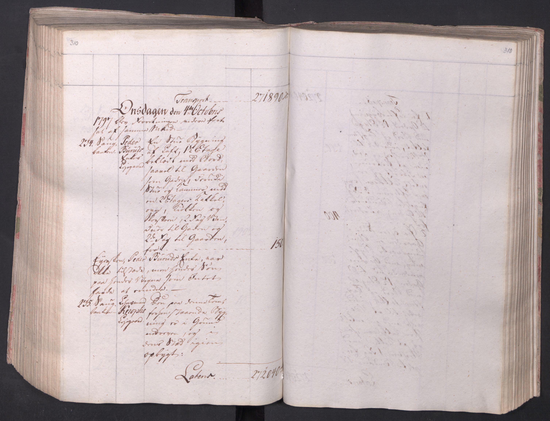 SAO, Kristiania stiftamt, I/Ia/L0015: Branntakster, 1797, s. 310