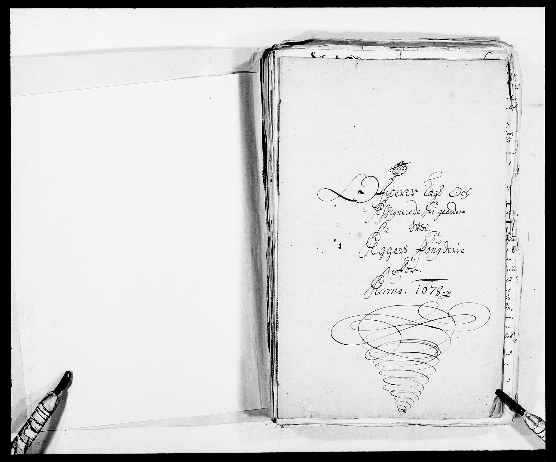 RA, Rentekammeret inntil 1814, Reviderte regnskaper, Fogderegnskap, R08/L0418: Fogderegnskap Aker, 1678-1681, s. 3