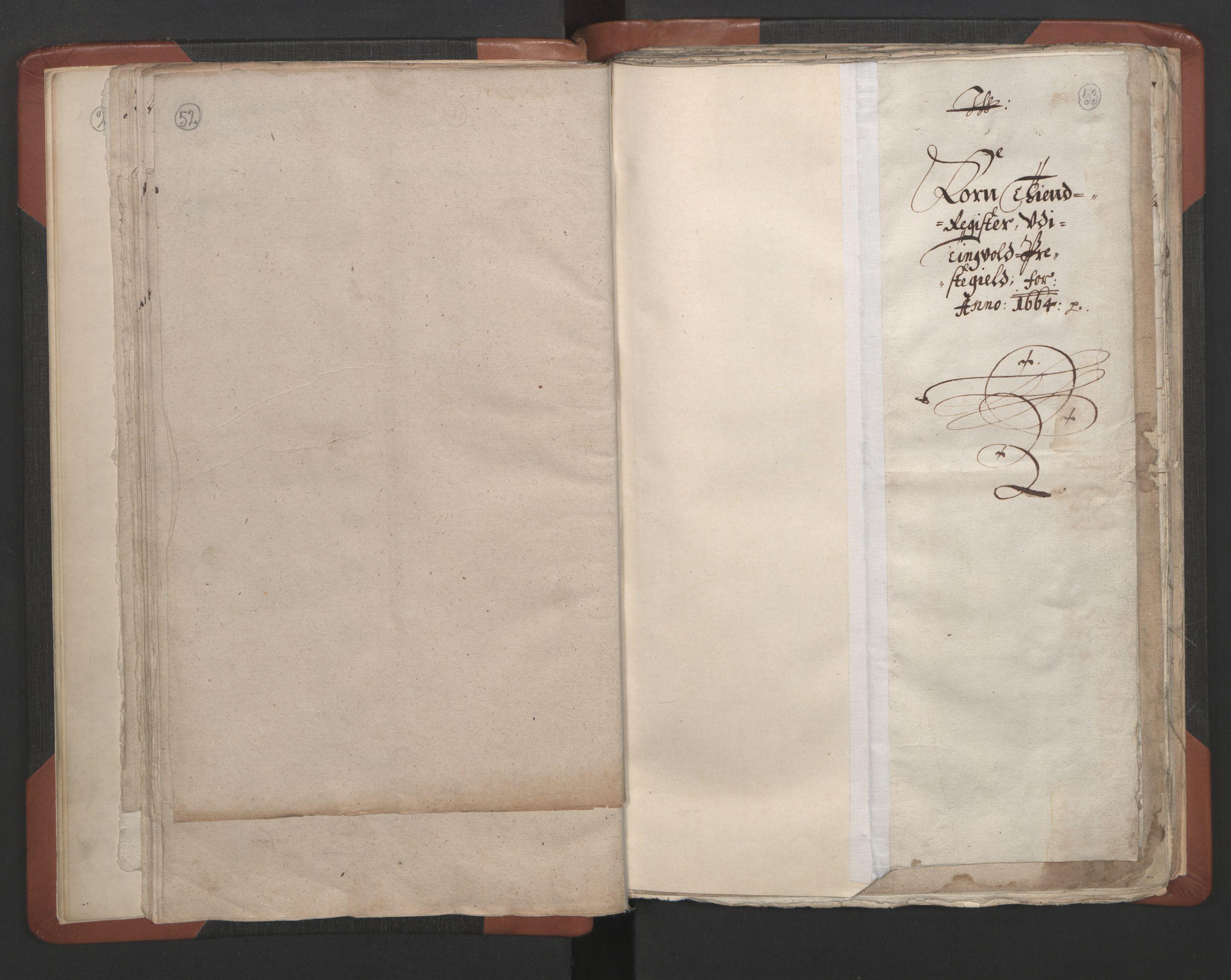 RA, Sogneprestenes manntall 1664-1666, nr. 28: Nordmøre prosti, 1664-1666, s. 52-53