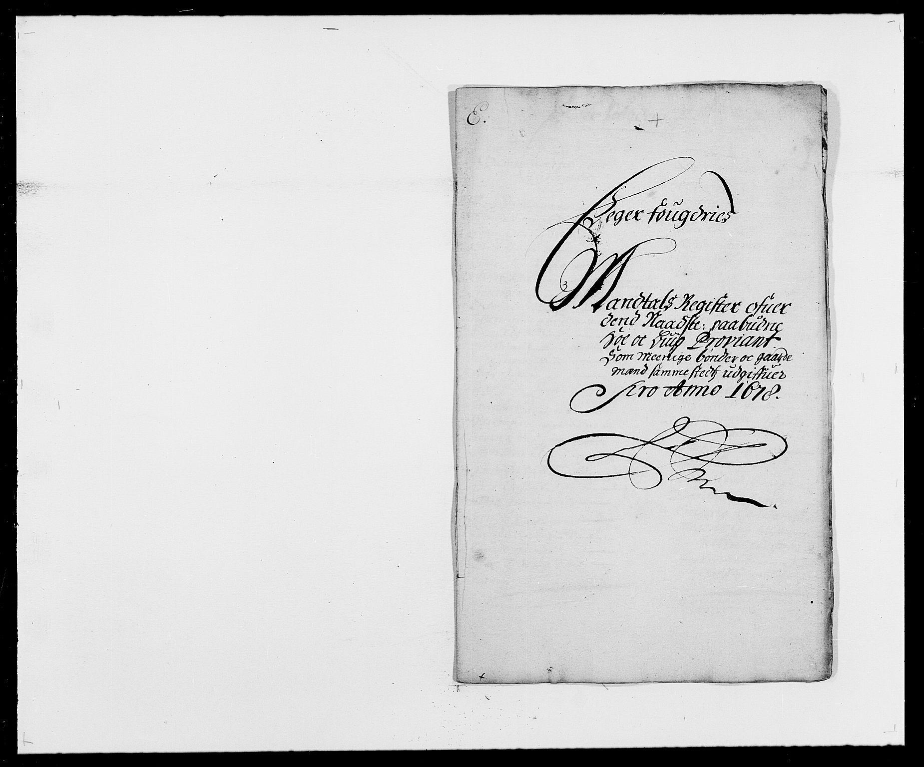 RA, Rentekammeret inntil 1814, Reviderte regnskaper, Fogderegnskap, R26/L1683: Fogderegnskap Eiker, 1678, s. 55