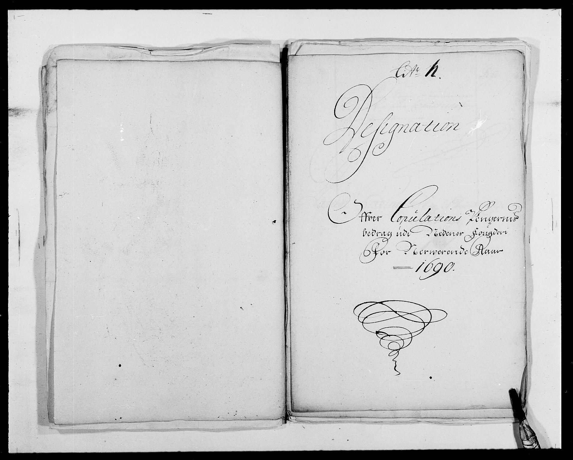 RA, Rentekammeret inntil 1814, Reviderte regnskaper, Fogderegnskap, R39/L2310: Fogderegnskap Nedenes, 1690-1692, s. 261