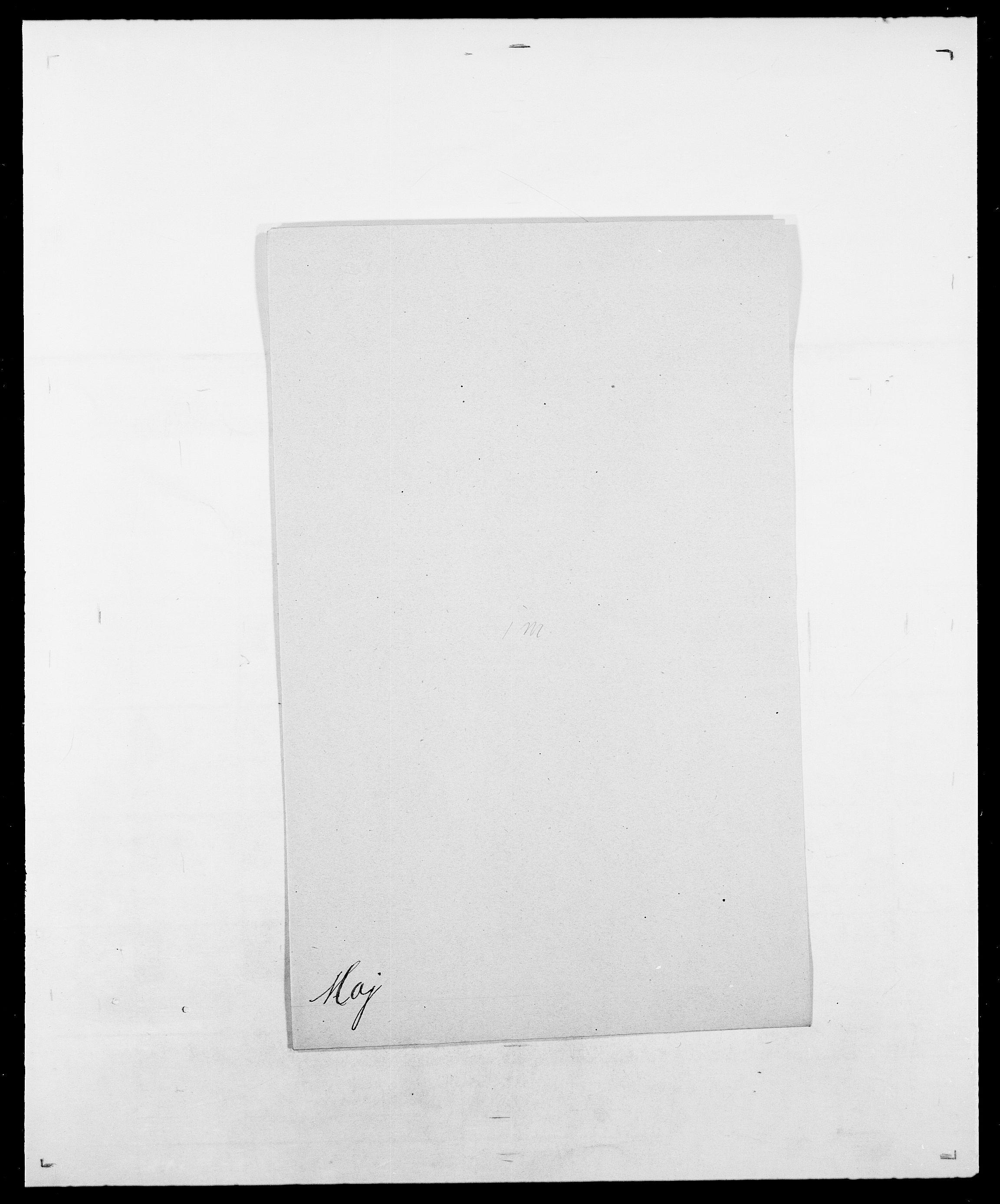 SAO, Delgobe, Charles Antoine - samling, D/Da/L0026: Mechelby - Montoppidan, s. 709