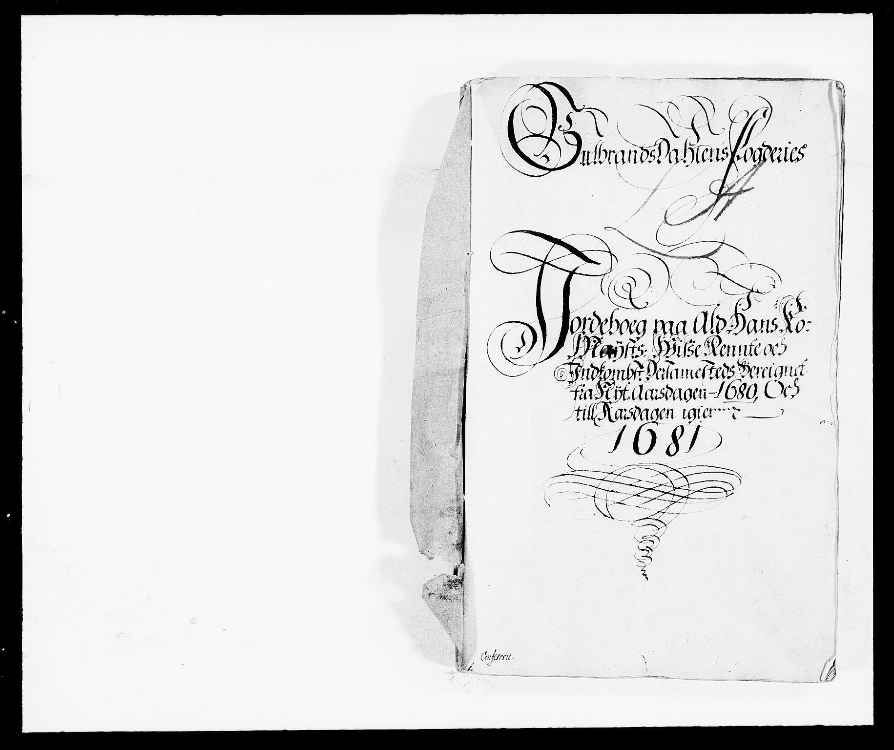 RA, Rentekammeret inntil 1814, Reviderte regnskaper, Fogderegnskap, R17/L1154: Fogderegnskap Gudbrandsdal, 1680, s. 19