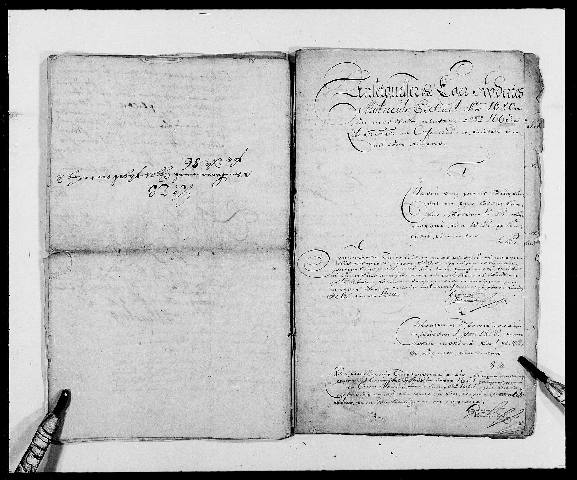 RA, Rentekammeret inntil 1814, Reviderte regnskaper, Fogderegnskap, R26/L1685: Fogderegnskap Eiker, 1679-1686, s. 304