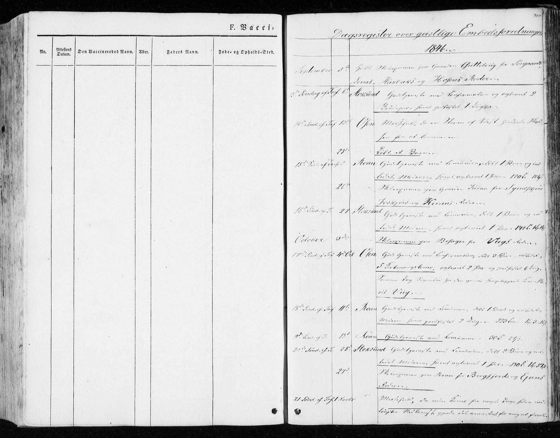 SAT, Ministerialprotokoller, klokkerbøker og fødselsregistre - Sør-Trøndelag, 657/L0704: Ministerialbok nr. 657A05, 1846-1857, s. 347