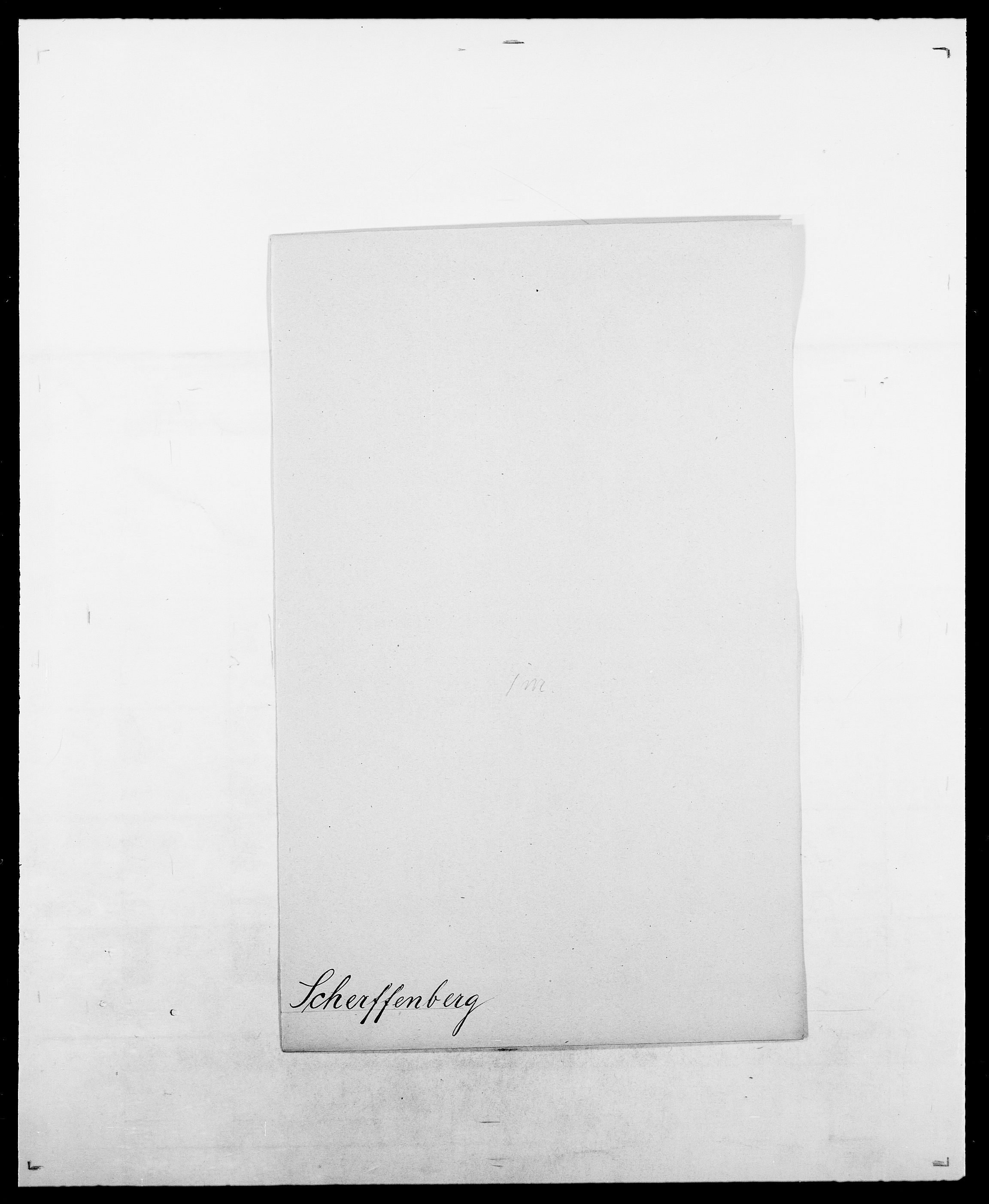 SAO, Delgobe, Charles Antoine - samling, D/Da/L0034: Saabye - Schmincke, s. 484