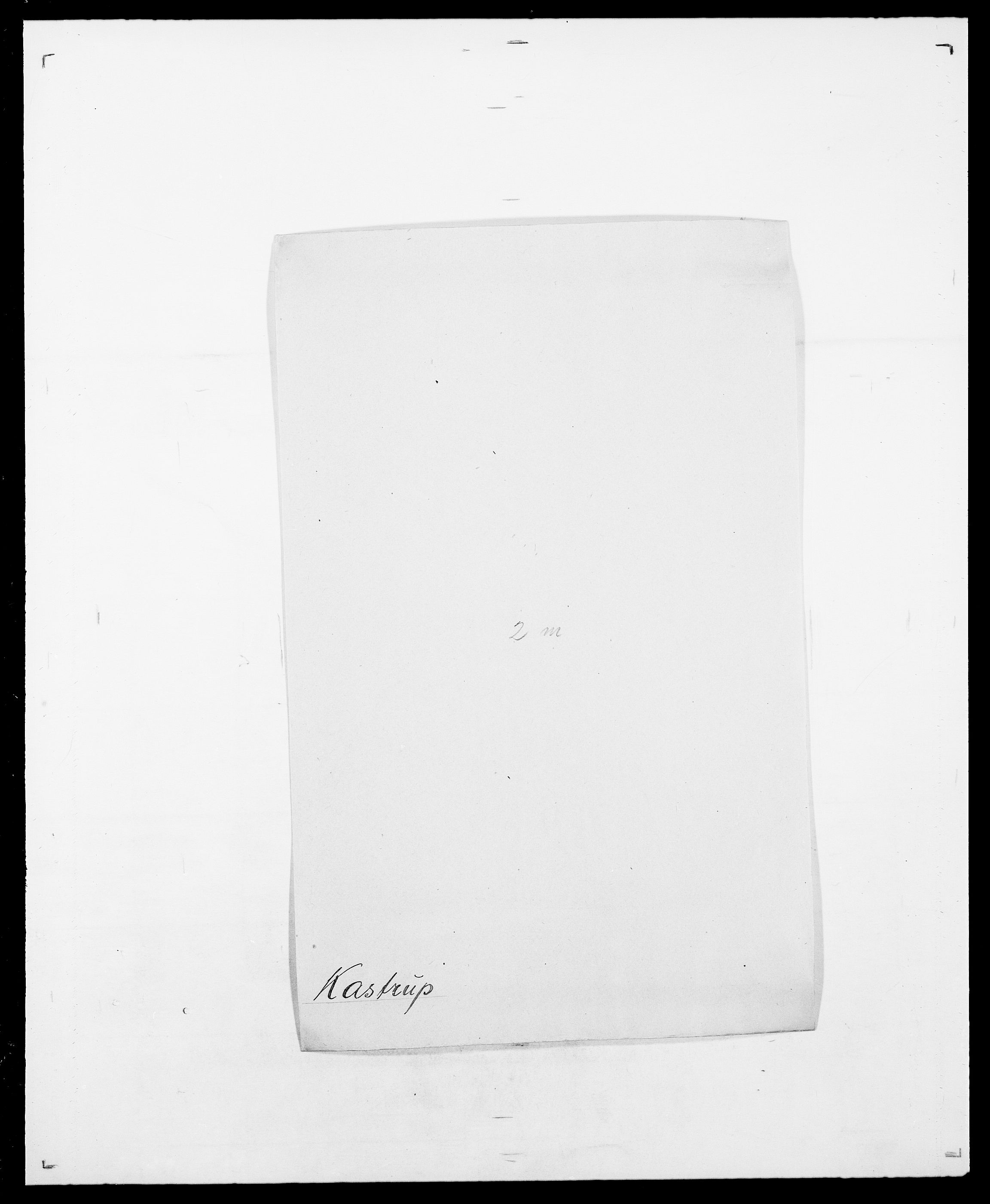 SAO, Delgobe, Charles Antoine - samling, D/Da/L0020: Irgens - Kjøsterud, s. 490