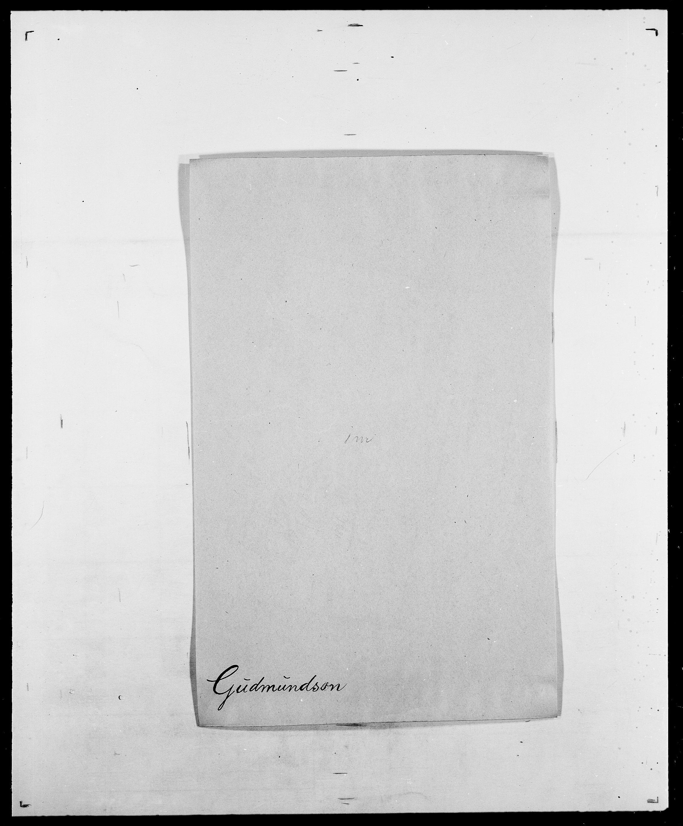 SAO, Delgobe, Charles Antoine - samling, D/Da/L0015: Grodtshilling - Halvorsæth, s. 353