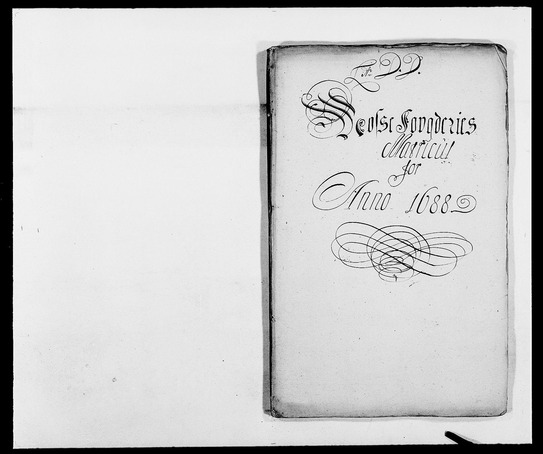 RA, Rentekammeret inntil 1814, Reviderte regnskaper, Fogderegnskap, R02/L0106: Fogderegnskap Moss og Verne kloster, 1688-1691, s. 60