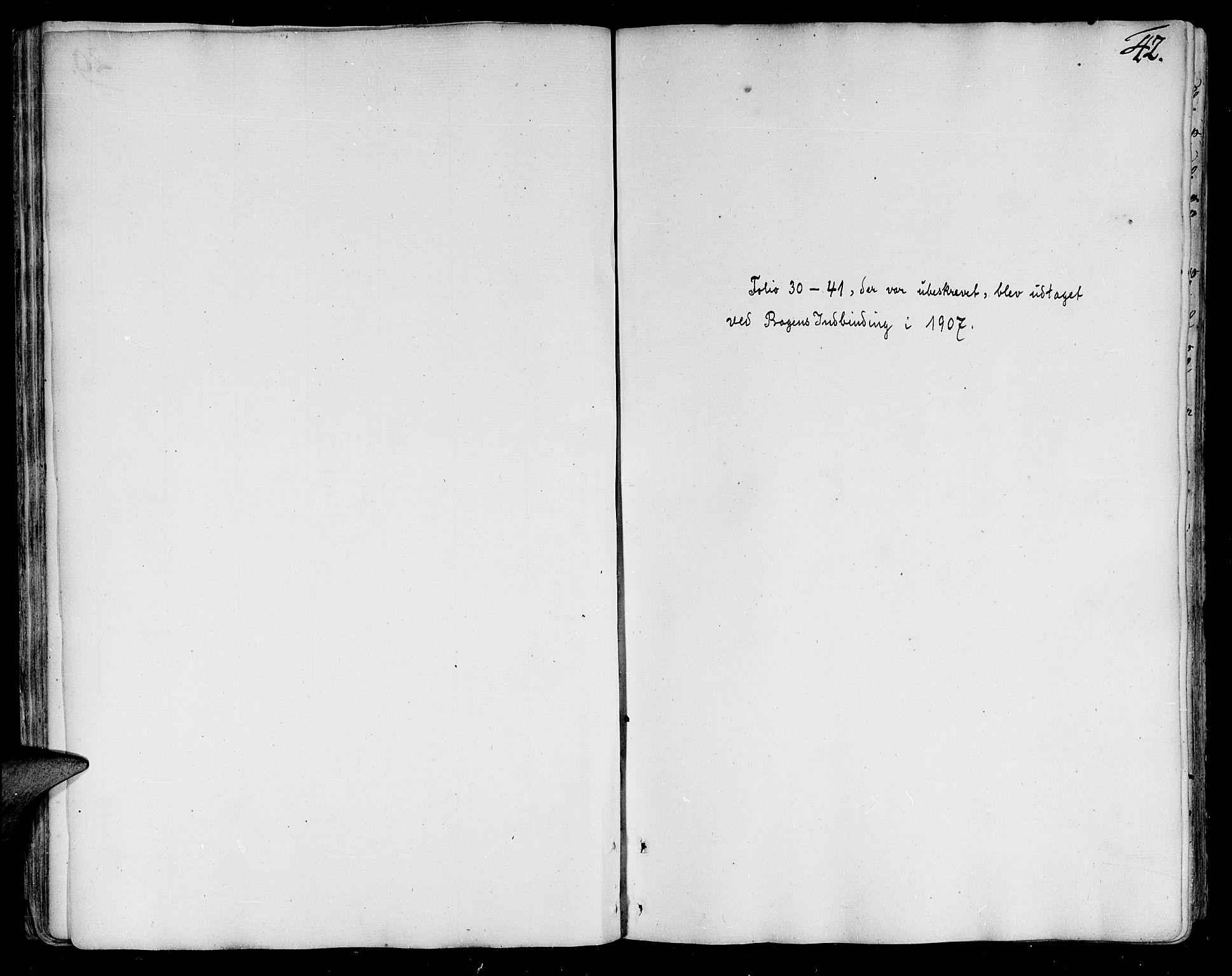 SAT, Ministerialprotokoller, klokkerbøker og fødselsregistre - Nord-Trøndelag, 701/L0004: Ministerialbok nr. 701A04, 1783-1816, s. 42