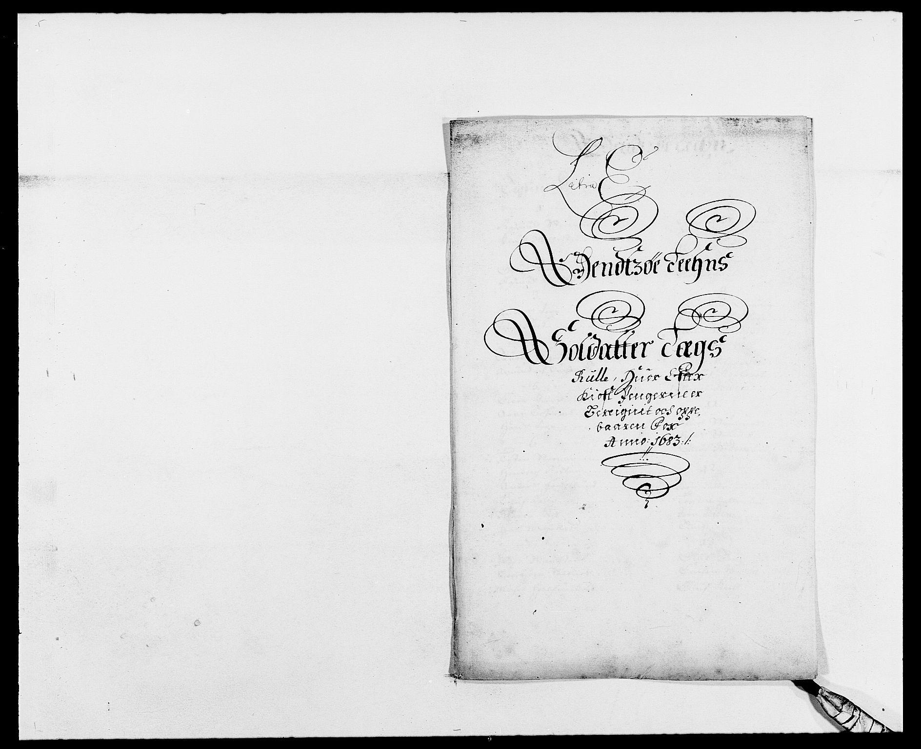 RA, Rentekammeret inntil 1814, Reviderte regnskaper, Fogderegnskap, R03/L0112: Fogderegnskap Onsøy, Tune, Veme og Åbygge fogderi, 1681-1683, s. 257