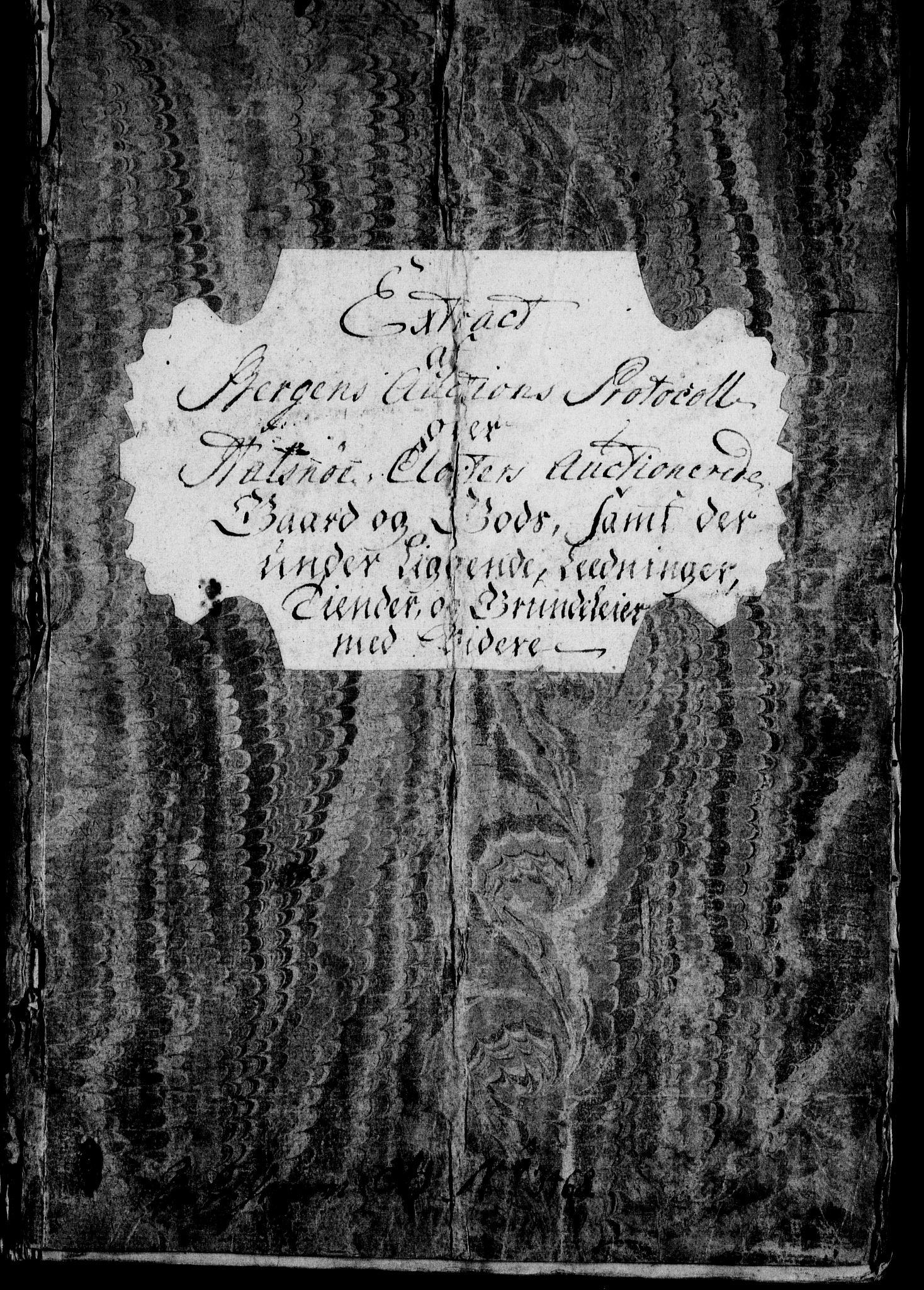 RA, Rentekammeret inntil 1814, Realistisk ordnet avdeling, On/L0005: [Jj 6]: Forskjellige dokumenter om Halsnøy klosters gods, 1697-1770, s. 576