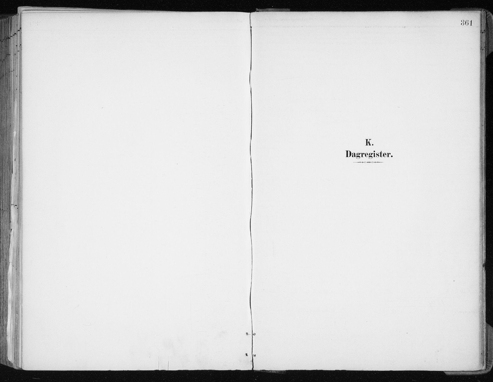SATØ, Tromsøysund sokneprestkontor, G/Ga/L0005kirke: Ministerialbok nr. 5, 1888-1896, s. 361