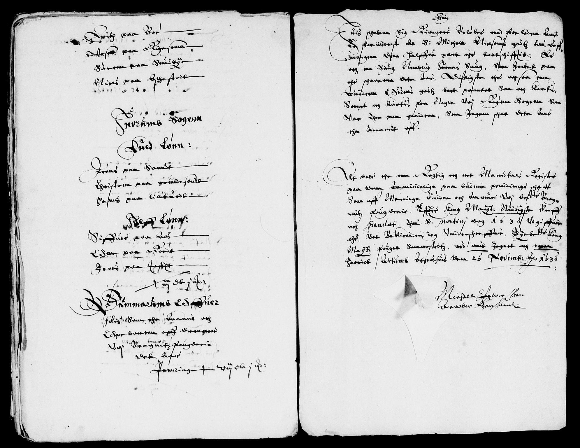 RA, Rentekammeret inntil 1814, Reviderte regnskaper, Lensregnskaper, R/Rb/Rba/L0129: Akershus len, 1636-1637, s. upaginert