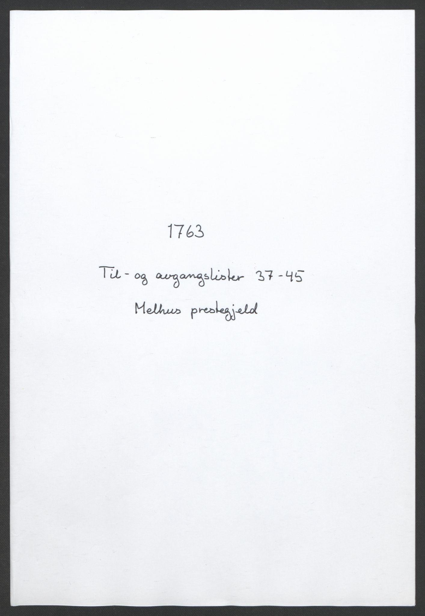 RA, Rentekammeret inntil 1814, Realistisk ordnet avdeling, Ol/L0021: [Gg 10]: Ekstraskatten, 23.09.1762. Orkdal og Gauldal, 1762-1767, s. 318