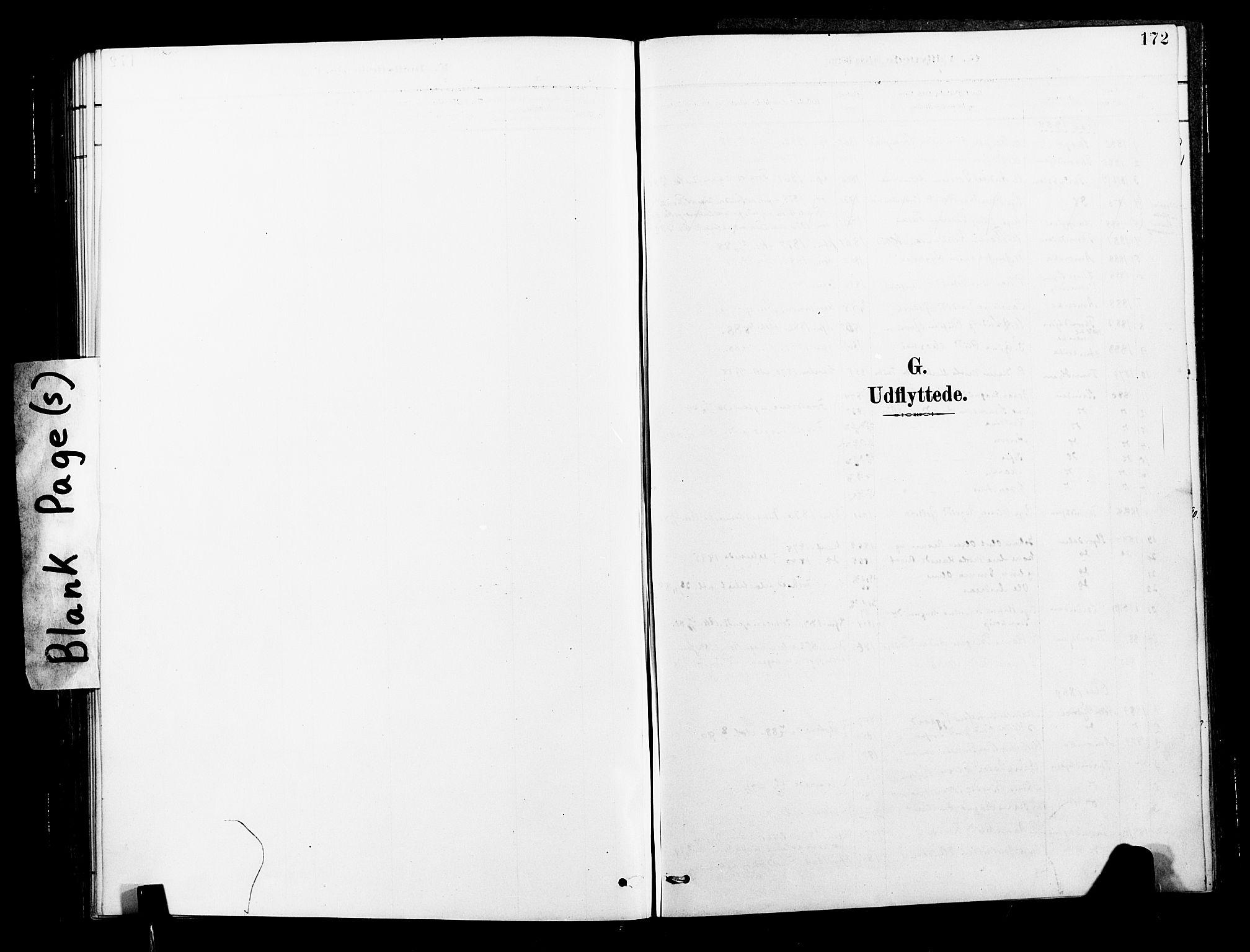 SAT, Ministerialprotokoller, klokkerbøker og fødselsregistre - Nord-Trøndelag, 713/L0121: Ministerialbok nr. 713A10, 1888-1898, s. 172
