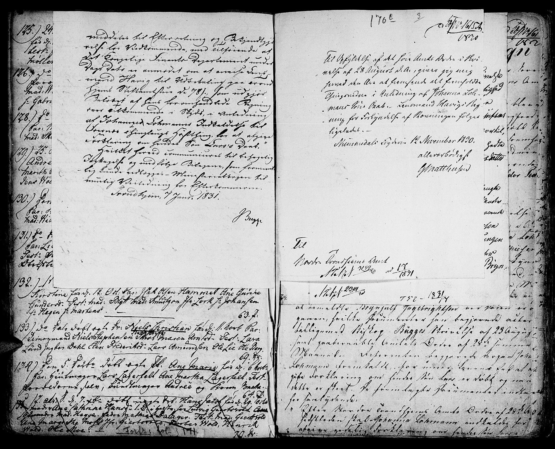 SAT, Ministerialprotokoller, klokkerbøker og fødselsregistre - Sør-Trøndelag, 601/L0039: Ministerialbok nr. 601A07, 1770-1819, s. 170c