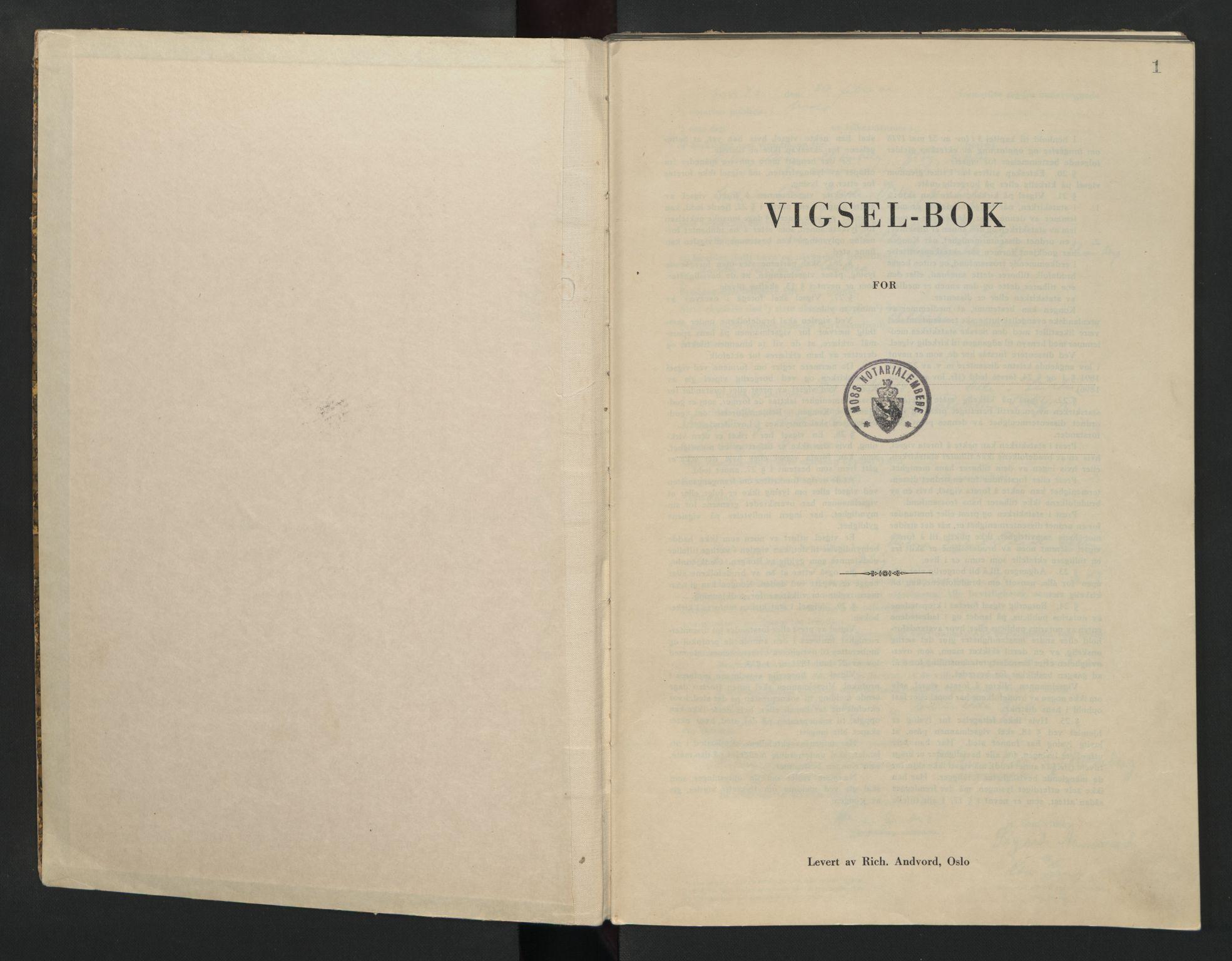 SAO, Moss sorenskriveri, 1943, s. 1