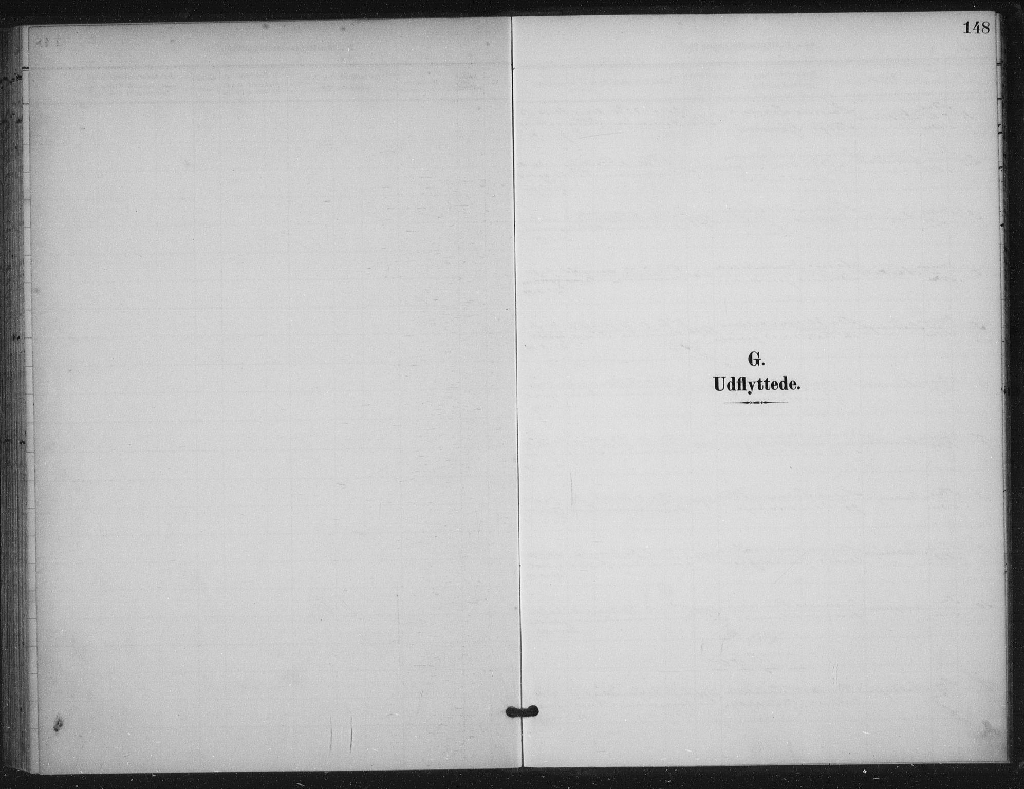 SAST, Skjold sokneprestkontor, H/Ha/Haa/L0012: Ministerialbok nr. A 12, 1899-1915, s. 148