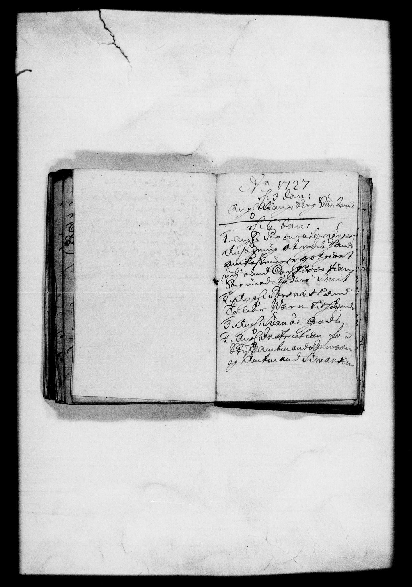 RA, Rentekammeret, Kammerkanselliet, G/Gf/Gfb/L0001: Register til norske relasjons- og resolusjonsprotokoller (merket RK 52.96), 1720-1749, s. 81