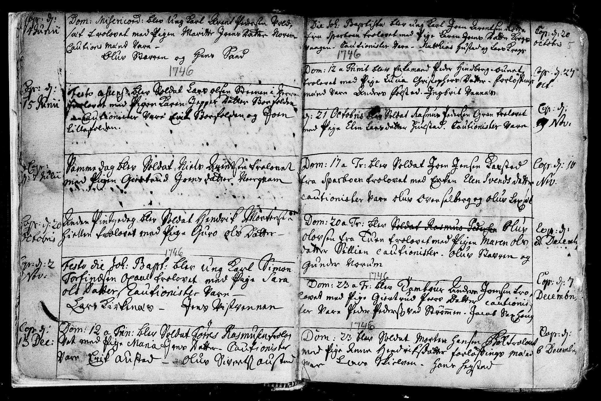 SAT, Ministerialprotokoller, klokkerbøker og fødselsregistre - Nord-Trøndelag, 730/L0272: Ministerialbok nr. 730A01, 1733-1764, s. 5
