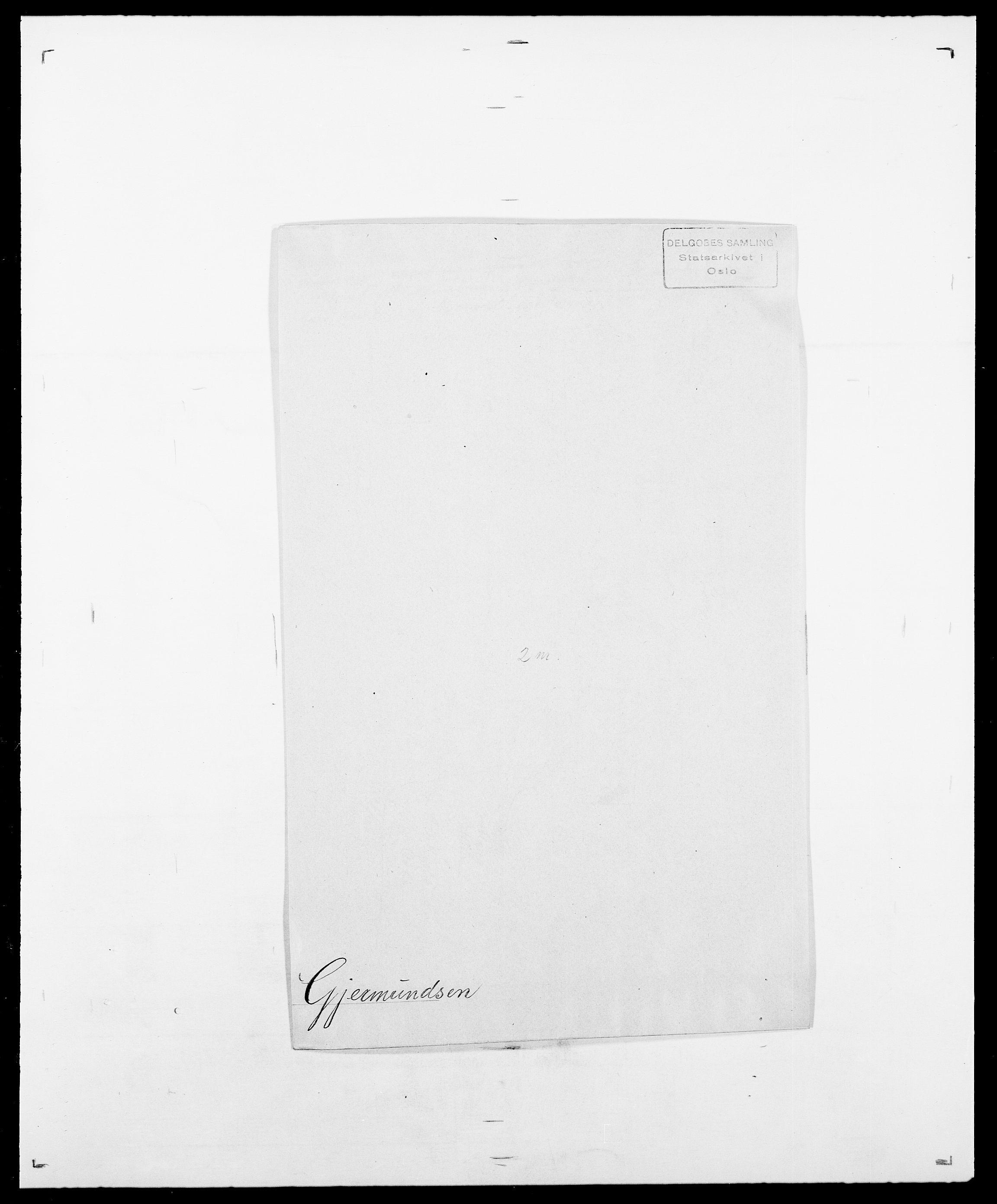 SAO, Delgobe, Charles Antoine - samling, D/Da/L0014: Giebdhausen - Grip, s. 146