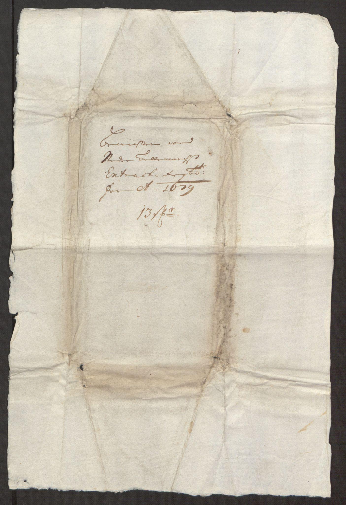RA, Rentekammeret inntil 1814, Reviderte regnskaper, Fogderegnskap, R35/L2072: Fogderegnskap Øvre og Nedre Telemark, 1679, s. 251