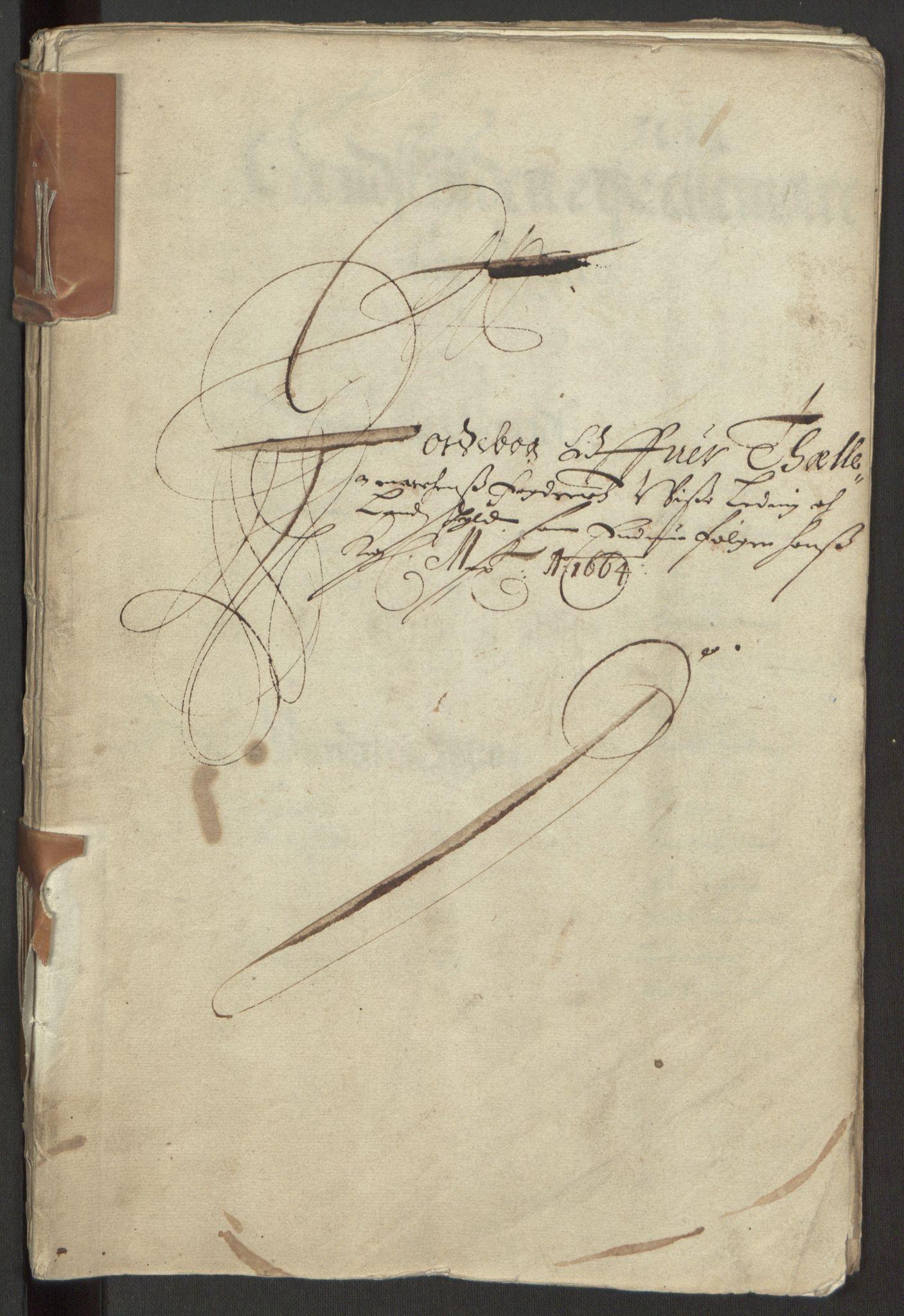 RA, Rentekammeret inntil 1814, Reviderte regnskaper, Fogderegnskap, R35/L2055: Fogderegnskap Øvre og Nedre Telemark, 1664, s. 301