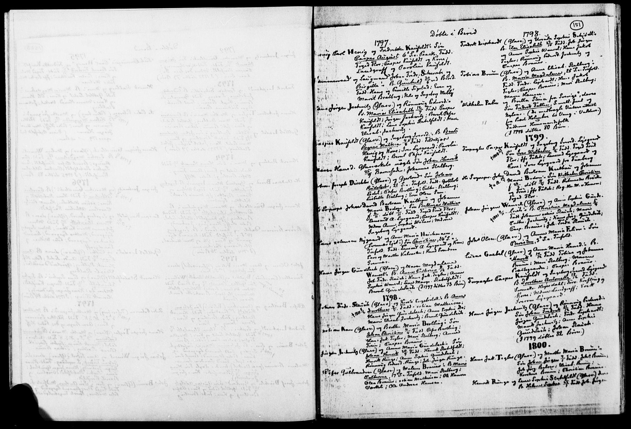 SAH, Biri prestekontor, Ministerialbok, 1730-1879, s. 151