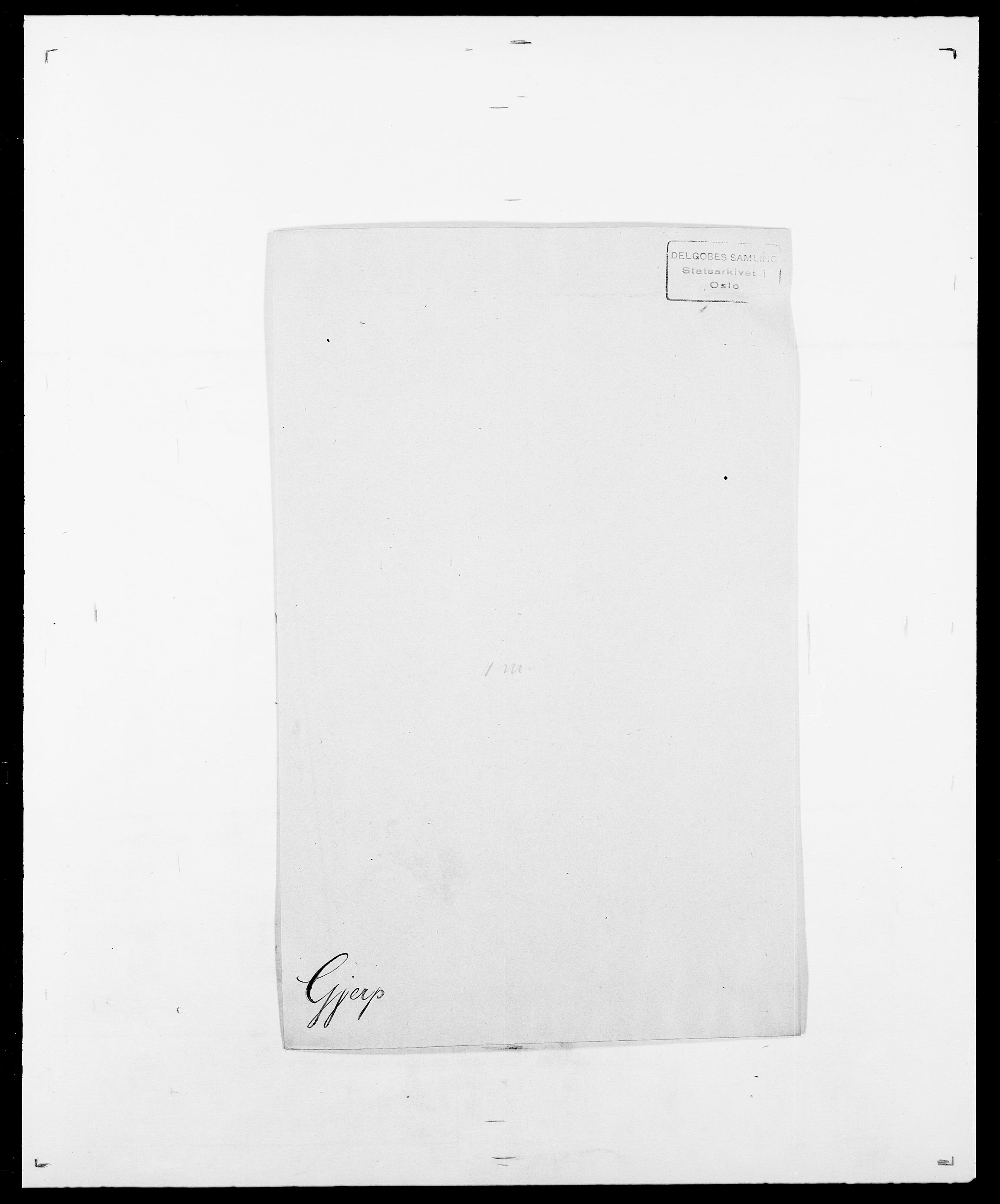 SAO, Delgobe, Charles Antoine - samling, D/Da/L0014: Giebdhausen - Grip, s. 148