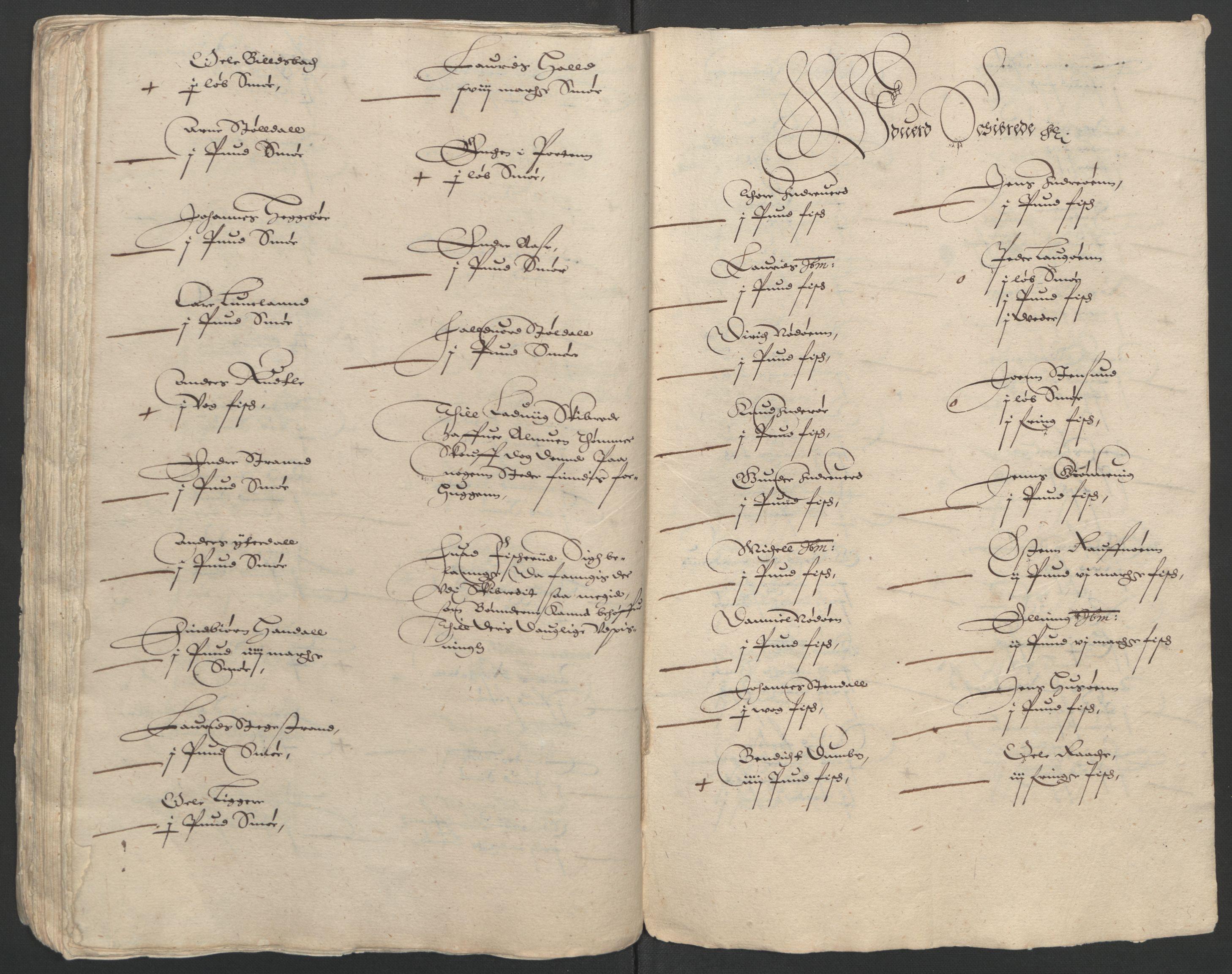RA, Stattholderembetet 1572-1771, Ek/L0004: Jordebøker til utlikning av garnisonsskatt 1624-1626:, 1626, s. 223