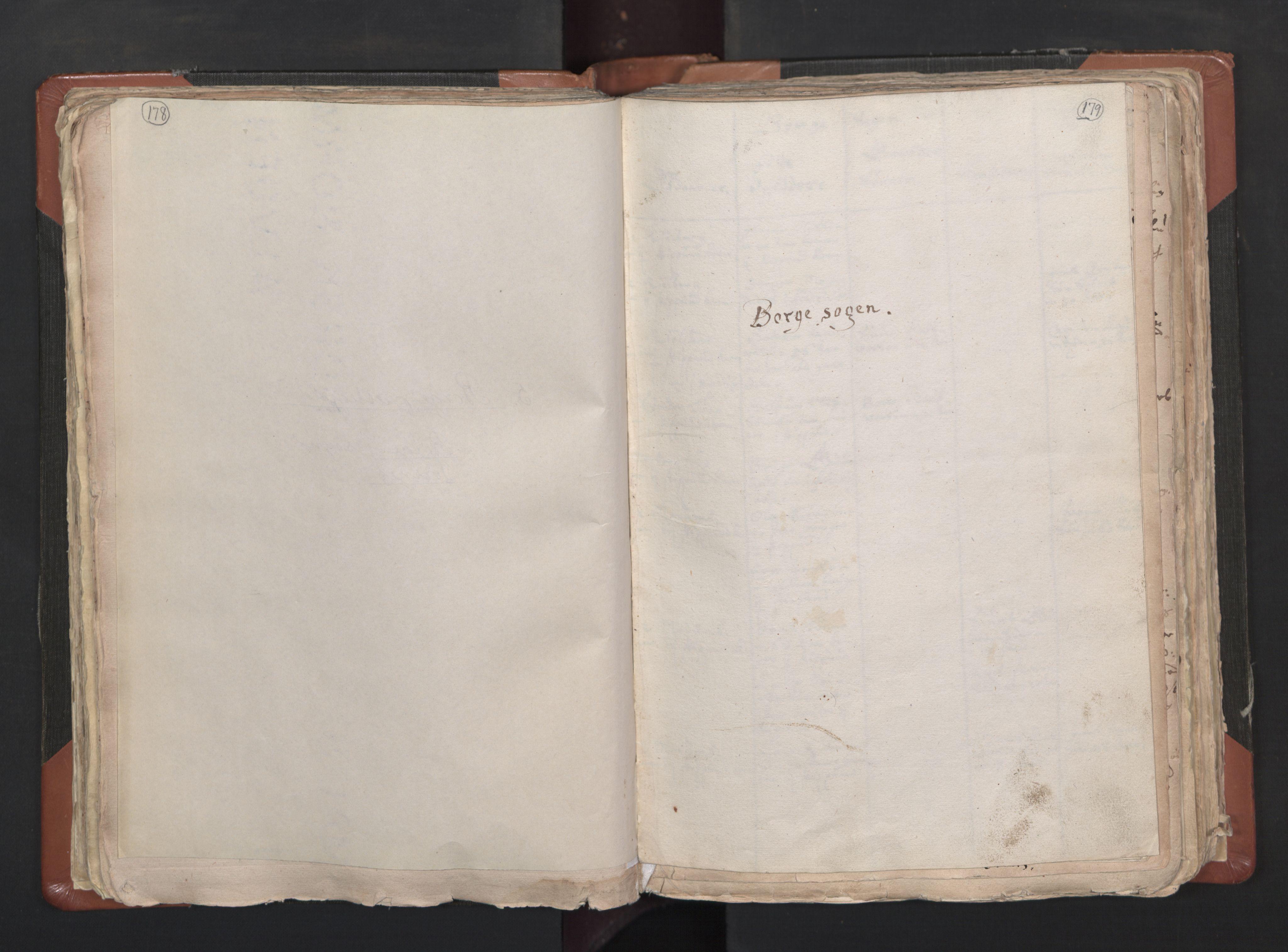 RA, Sogneprestenes manntall 1664-1666, nr. 1: Nedre Borgesyssel prosti, 1664-1666, s. 178-179