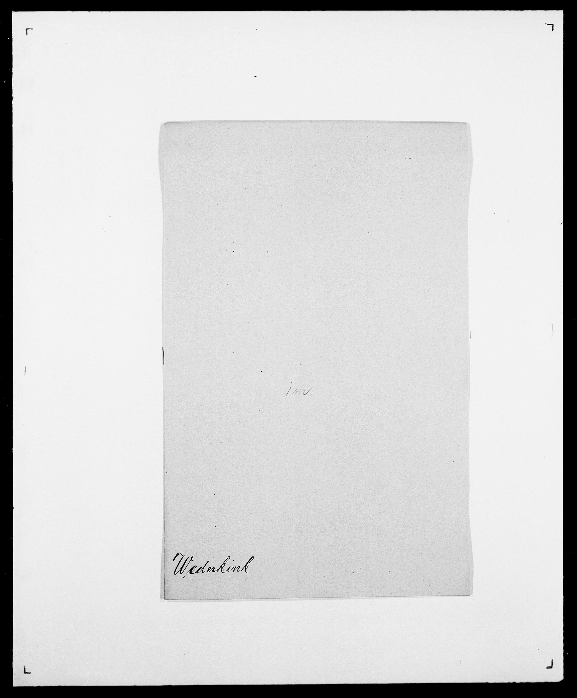 SAO, Delgobe, Charles Antoine - samling, D/Da/L0040: Usgaard - Velund, s. 471